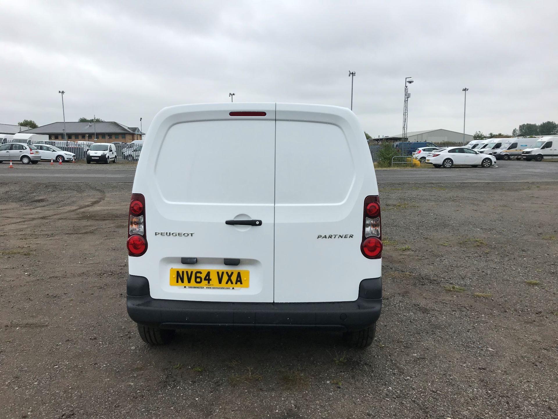 2015 Peugeot Partner 850 S 1.6 Hdi 92 Van [Sld] (NV64VXA) Image 5