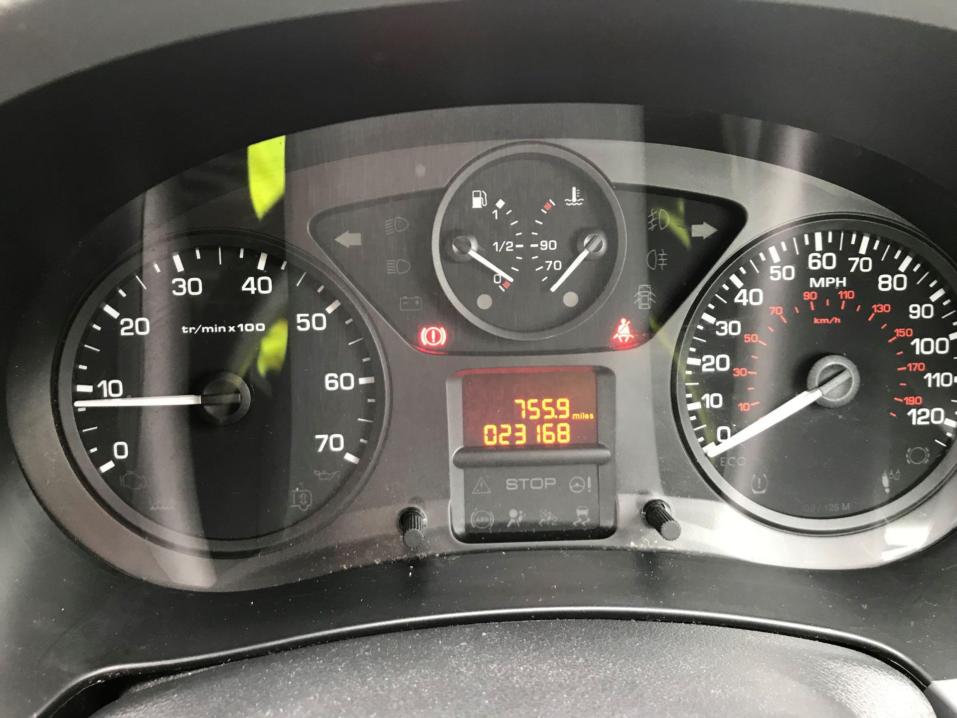 2015 Peugeot Partner 850 S 1.6 Hdi 92 Van [Sld] (NV64VXA) Image 15