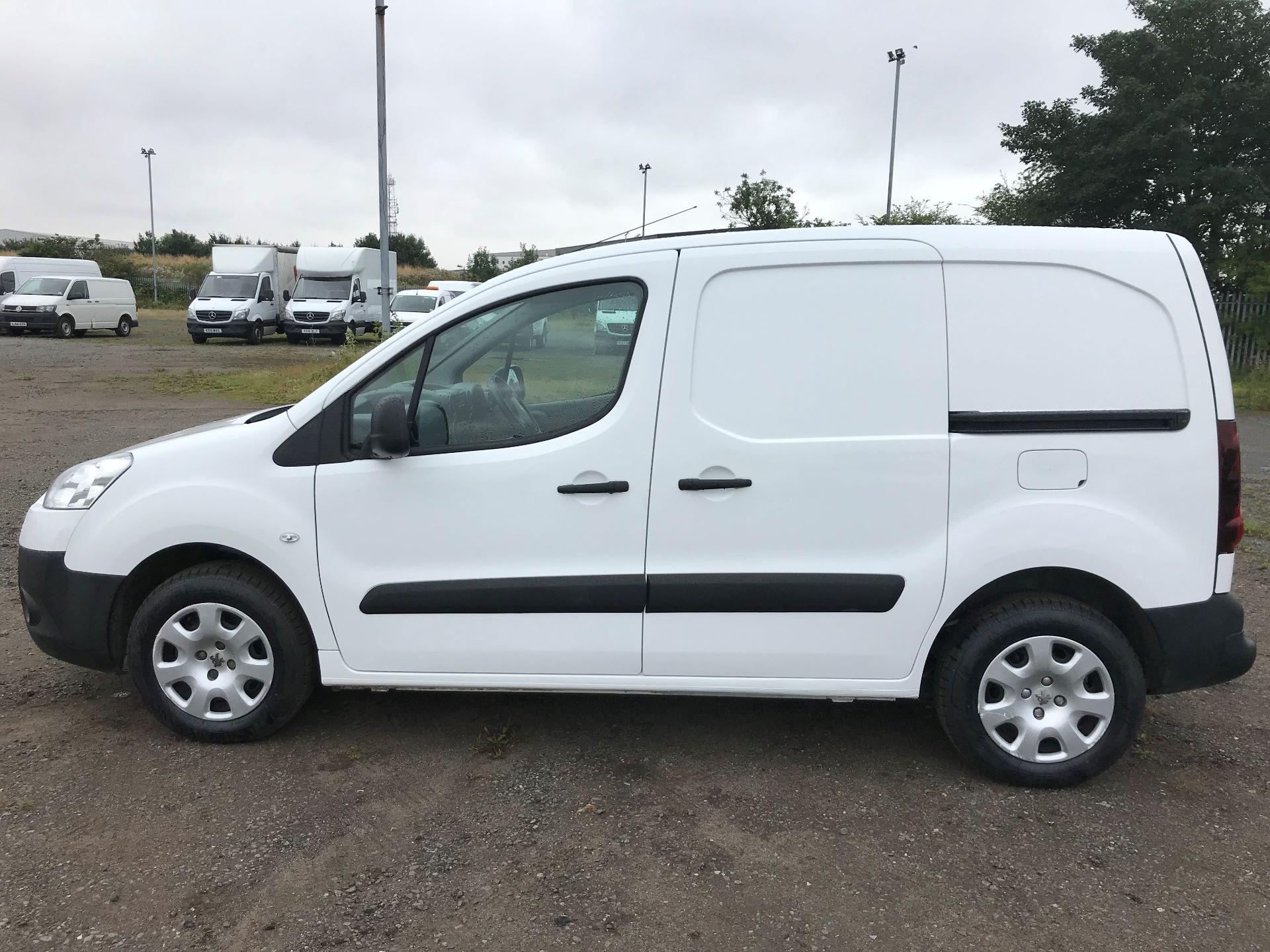 2015 Peugeot Partner 850 S 1.6 Hdi 92 Van [Sld] (NV64VXA) Image 7