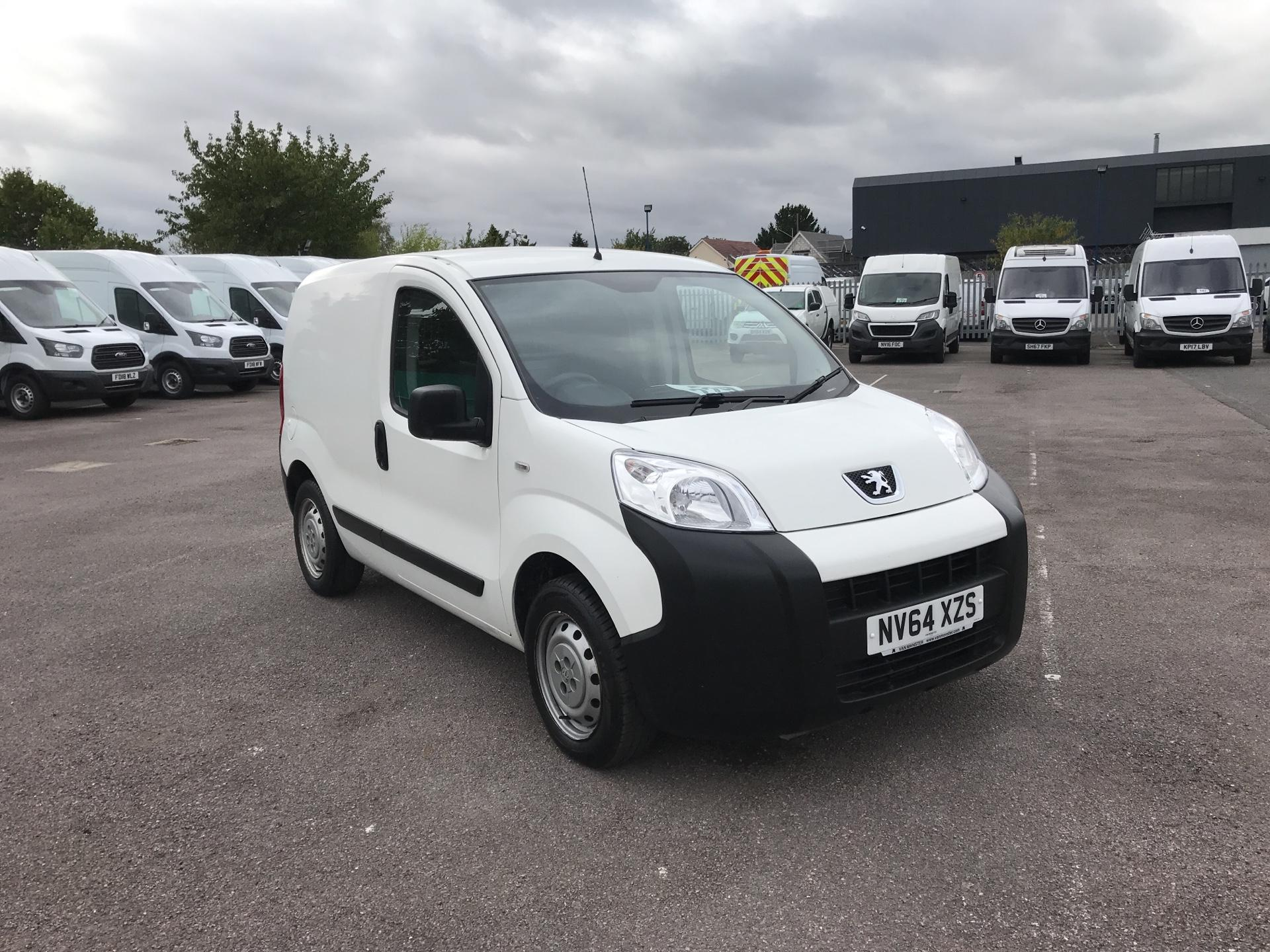 2015 Peugeot Bipper  1.3 HDI 75 S PLUS PACK NON S/S EURO 5 *VALUE RANGE VEHICLE CONDITION REFLECTED IN PRICE* (NV64XZS)