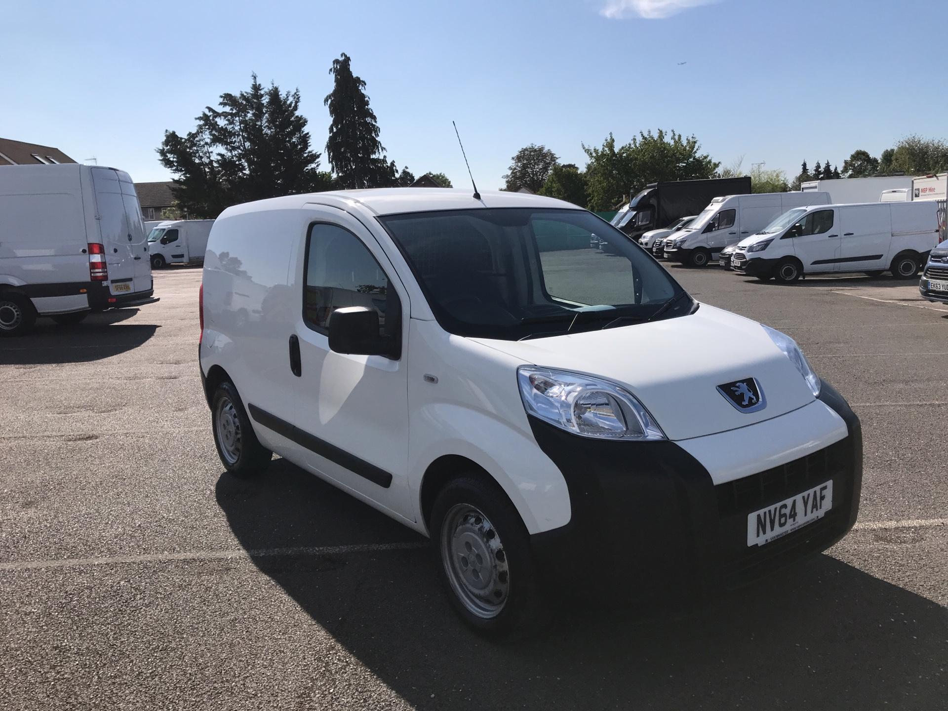 2015 Peugeot Bipper  1.3 HDI 75 S PLUS PACK NON S/S EURO 5 (NV64YAF)