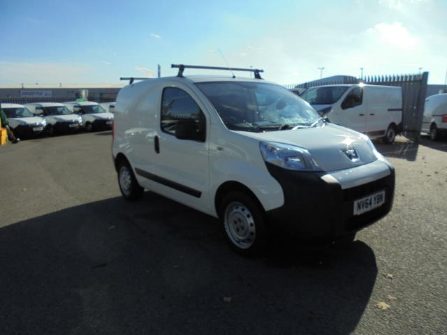 2015 Peugeot Bipper 1.3 HDI 75 S PLUS PACK NON S/S EURO 5 (NV64YBN)
