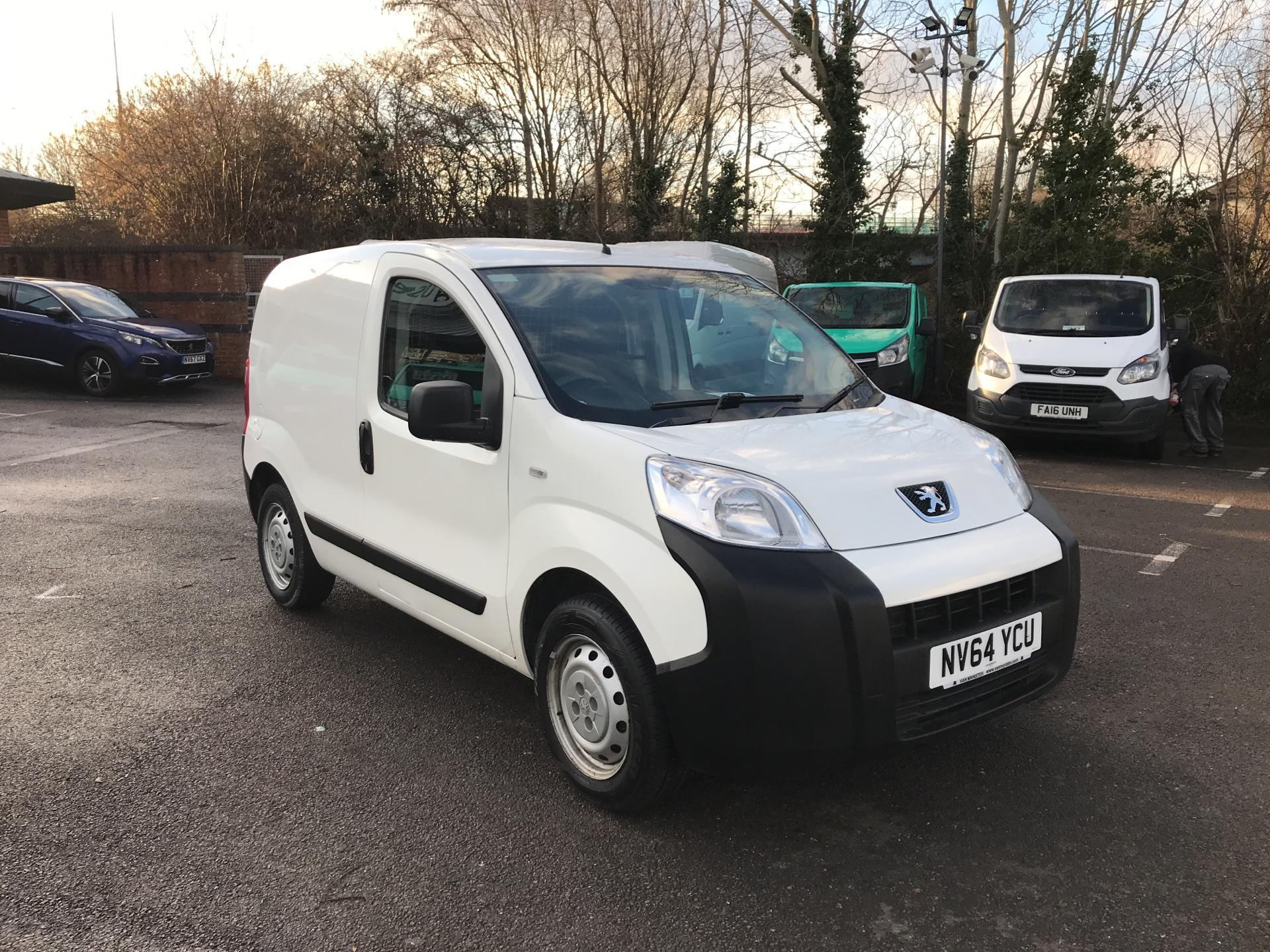 2015 Peugeot Bipper 1.3 HDI 75 S PLUS PACK NON S/S EURO 5 (NV64YCU) Image 1