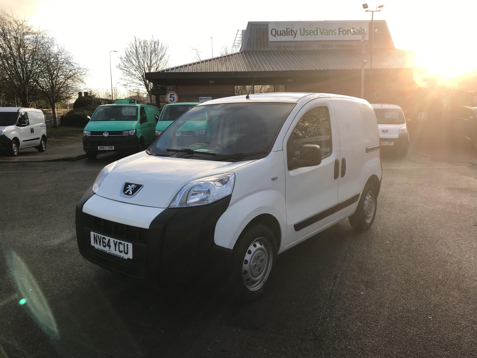 2015 Peugeot Bipper 1.3 HDI 75 S PLUS PACK NON S/S EURO 5 (NV64YCU) Image 7