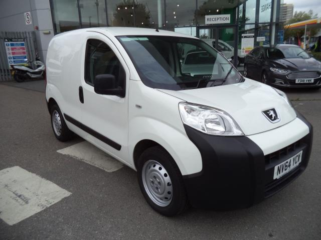 2015 Peugeot Bipper L1 H1 1.3 HDI 75 S PLUS PACK EURO 5 (NV64YCW)
