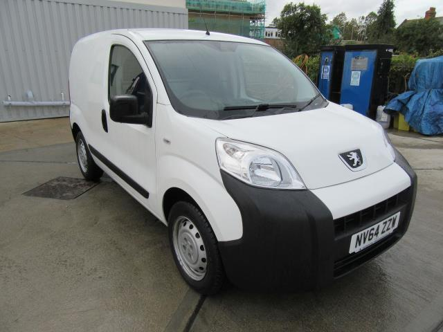 2015 Peugeot Bipper 1.3 HDI 75 S PLUS PACK  [Sld] - EURO 5 (NV64ZZW)