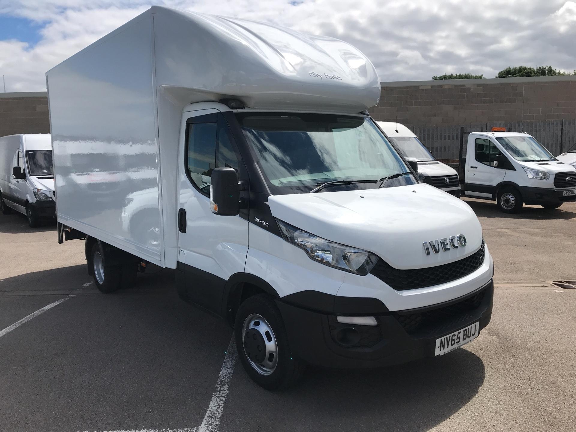 2015 Iveco Daily 35C13 2.3 127PS T/LIFT EURO 5 (NV65BUJ)