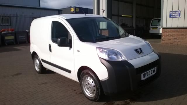 2015 Peugeot Bipper 1.3 HDI 75 S PLUS PACK NON S/S EURO 5 (NV65CWE)