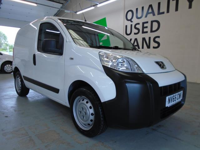2015 Peugeot Bipper 1.3 Hdi 75 S Plus Pack [Sld] (NV65CWK)