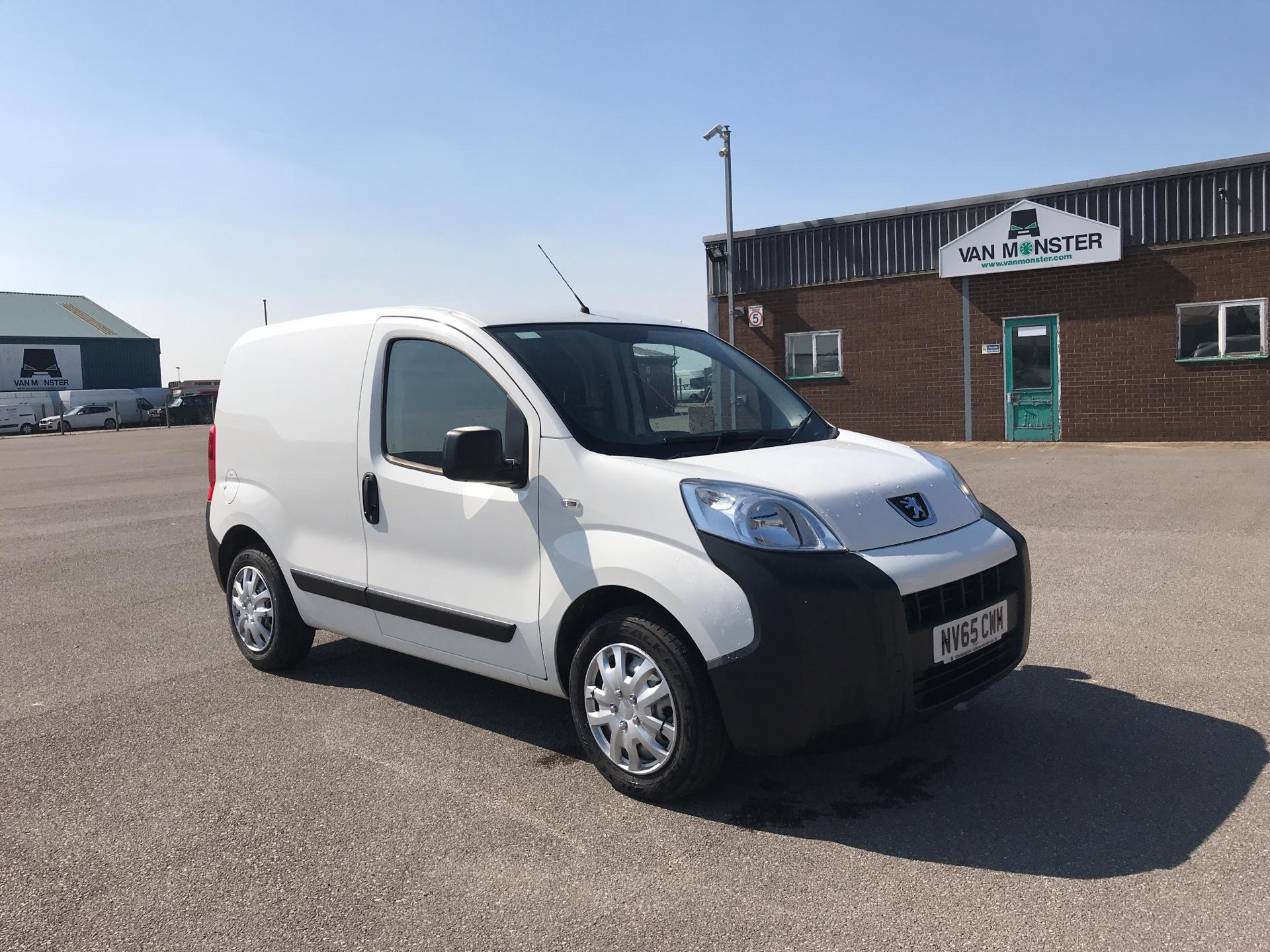 2015 Peugeot Bipper 1.3 HDI 75 S PLUS PACK EURO 5 (NV65CWM)