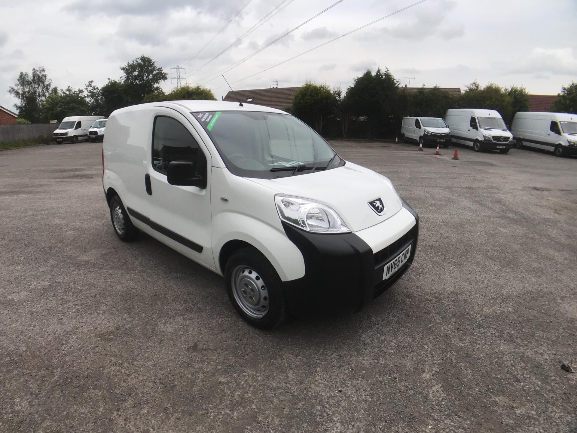 2015 Peugeot Bipper 1.3 HDI 75 S PLUS PACK NON S/S EURO 5 (NV65CWP)