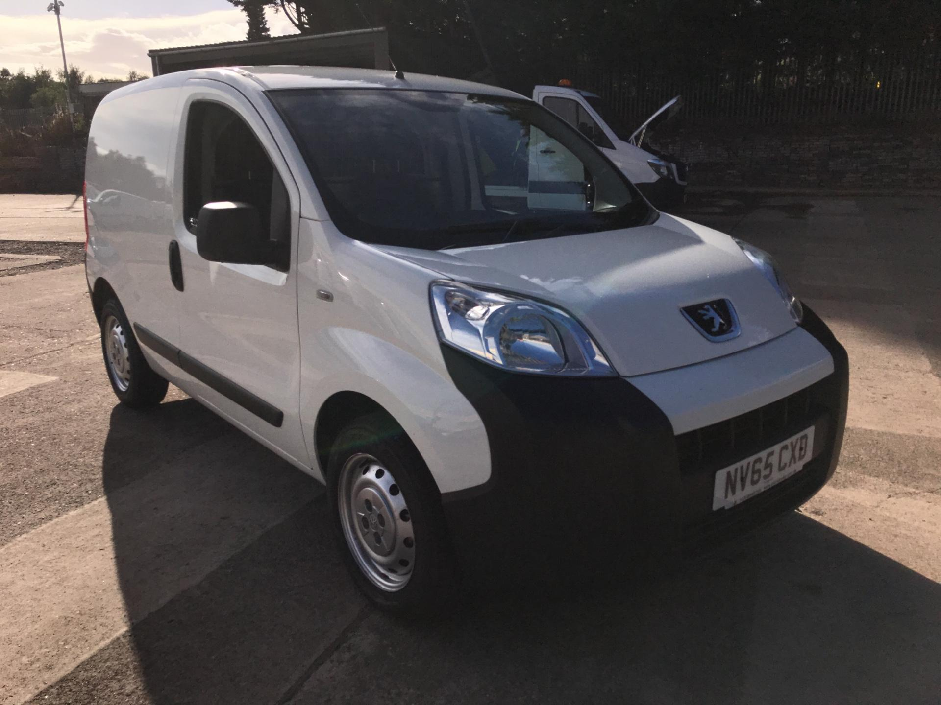 2015 Peugeot Bipper 1.3 HDI 75PS S PLUS PACK NON S/S EURO 5 (NV65CXD)