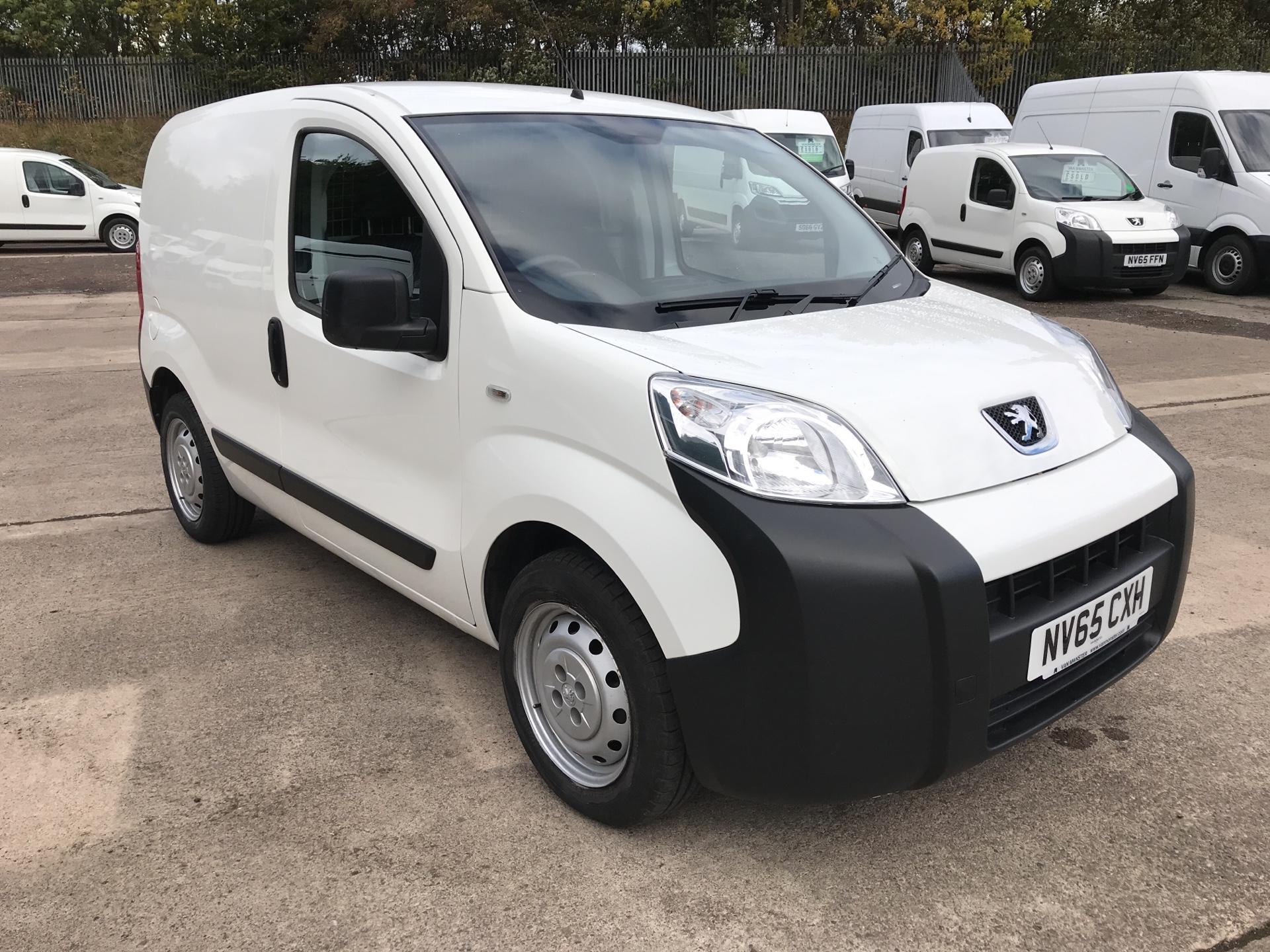 2015 Peugeot Bipper 1.3 HDI 75PS S PLUS PACK NON S/S EURO 5 (NV65CXH)