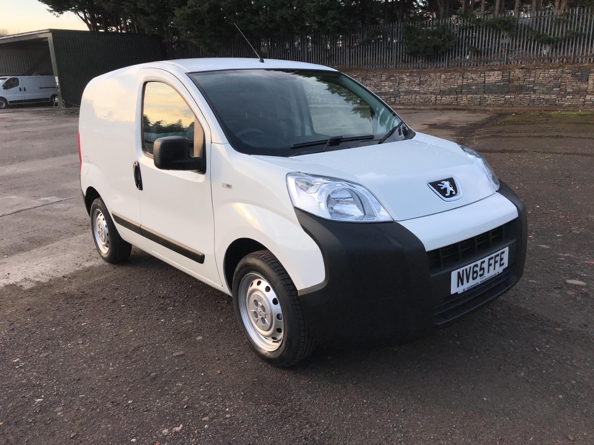 2015 Peugeot Bipper 1.3 HDI 75 S PLUS PACK NON S/S EURO 5 (NV65FFE) Image 1