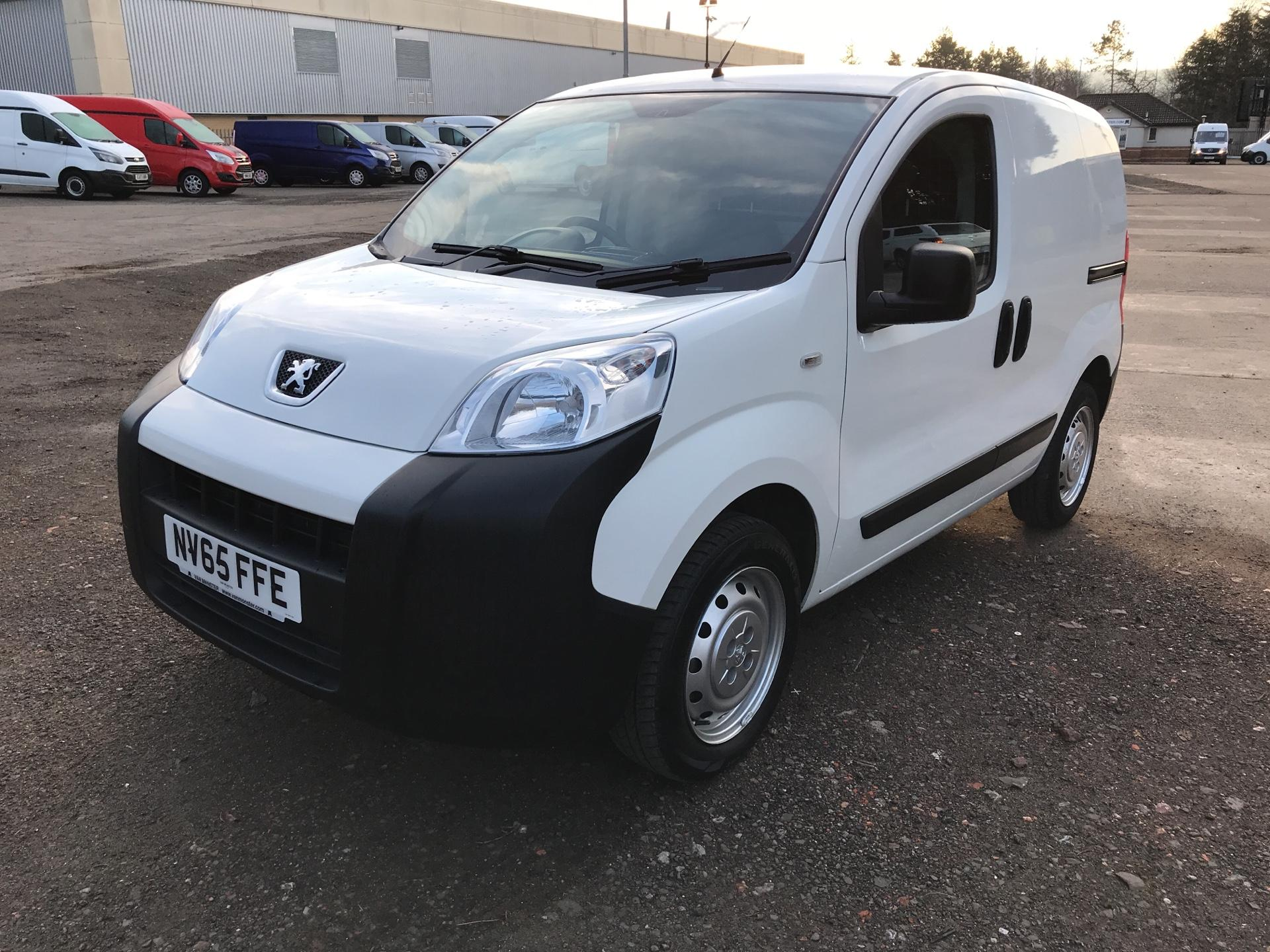 2015 Peugeot Bipper 1.3 HDI 75 S PLUS PACK NON S/S EURO 5 (NV65FFE) Image 7