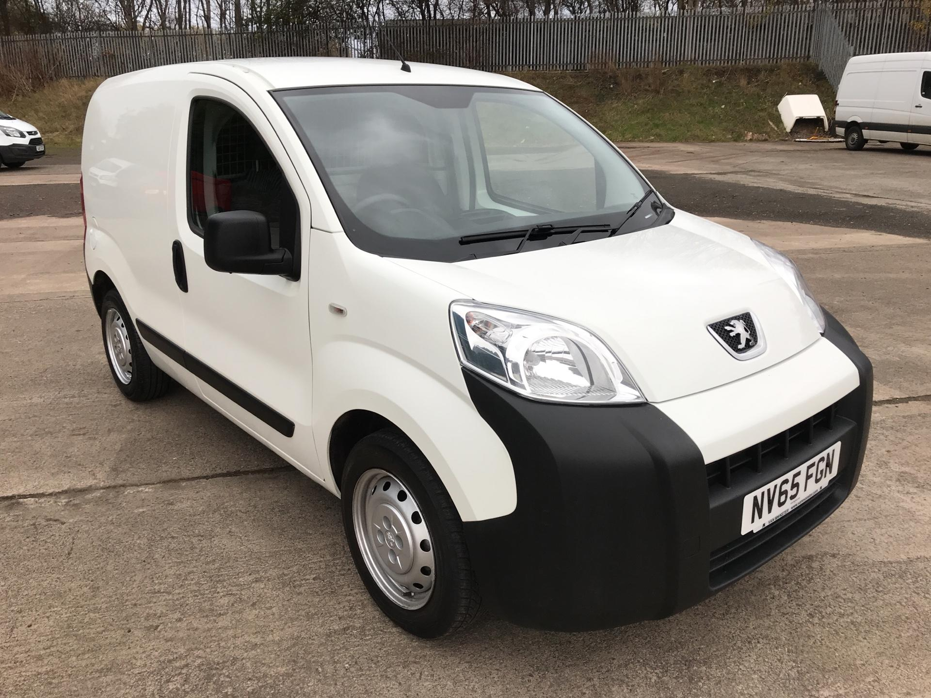 2015 Peugeot Bipper 1.3 HDI 75PS S PLUS PACK NON S/S EURO 5 (NV65FGN)