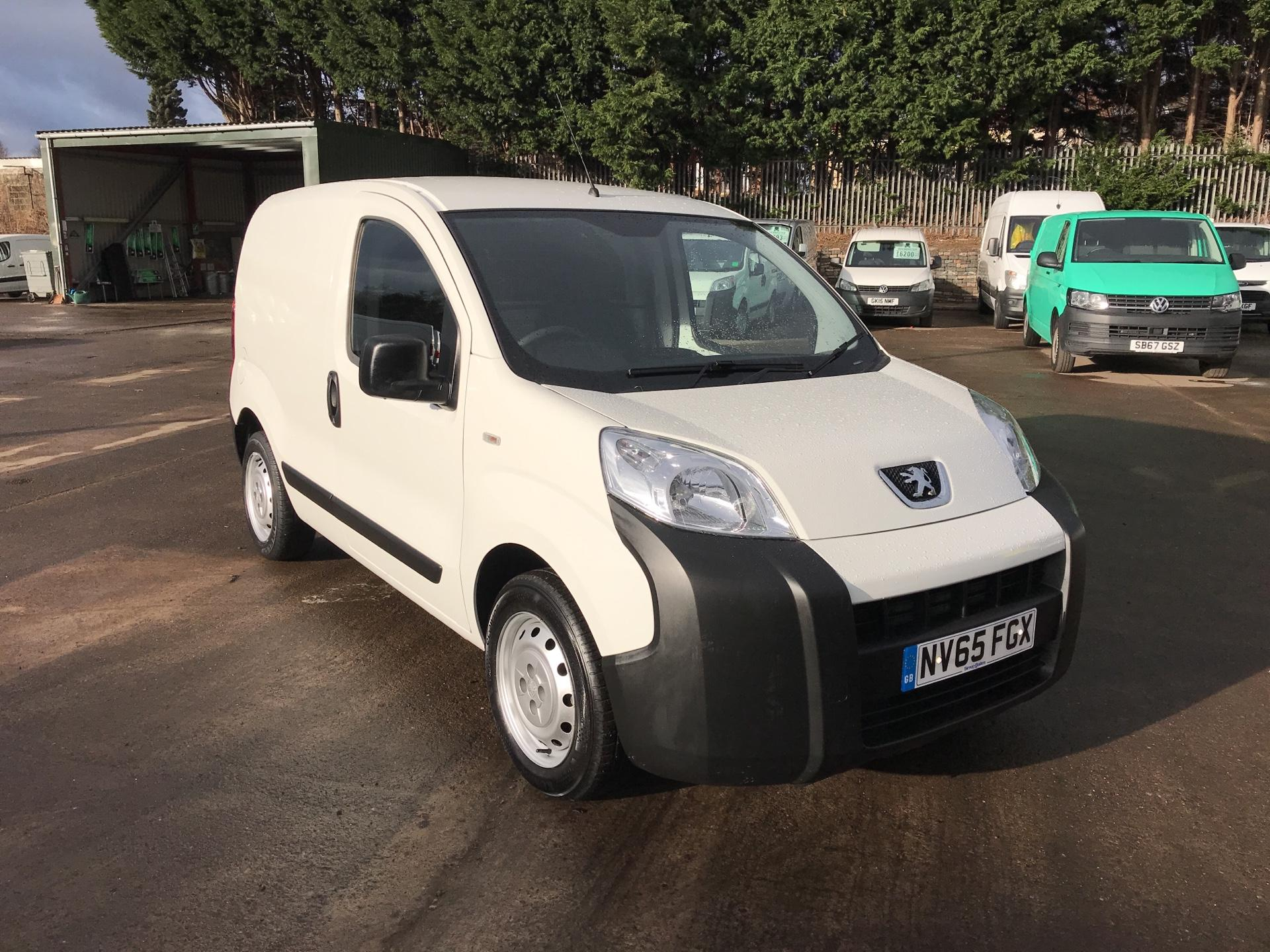 2015 Peugeot Bipper 1.3 HDI 75PS S PLUS PACK NON S/S EURO 5 (NV65FGX)