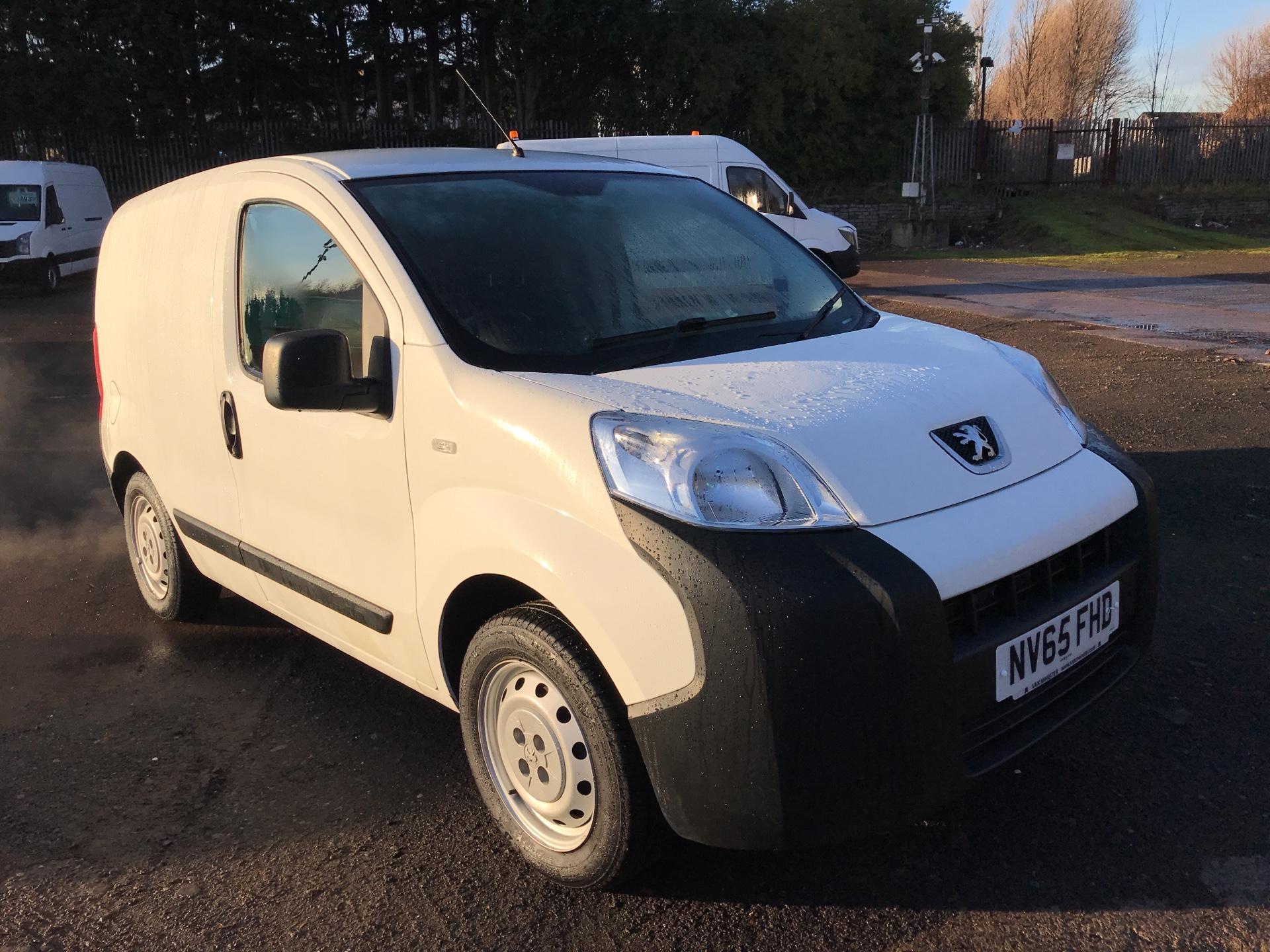 2015 Peugeot Bipper 1.3 HDI 75PS S PLUS PACK NON S/S EURO 5 (NV65FHD)