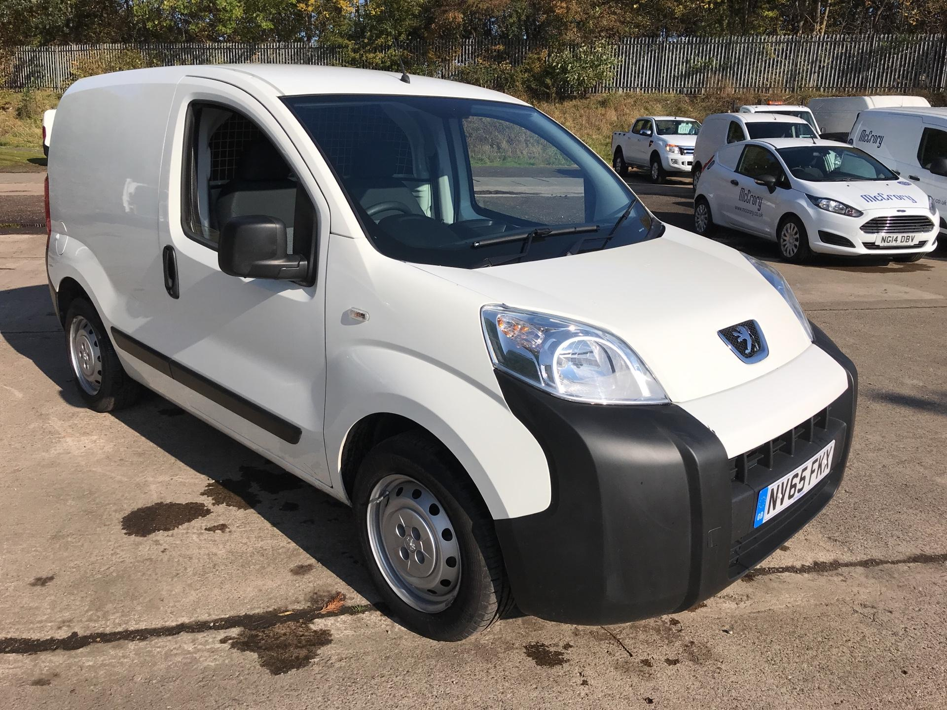 2015 Peugeot Bipper 1.3 HDI 75PS S PLUS PACK NON S/S EURO 5 (NV65FKX)