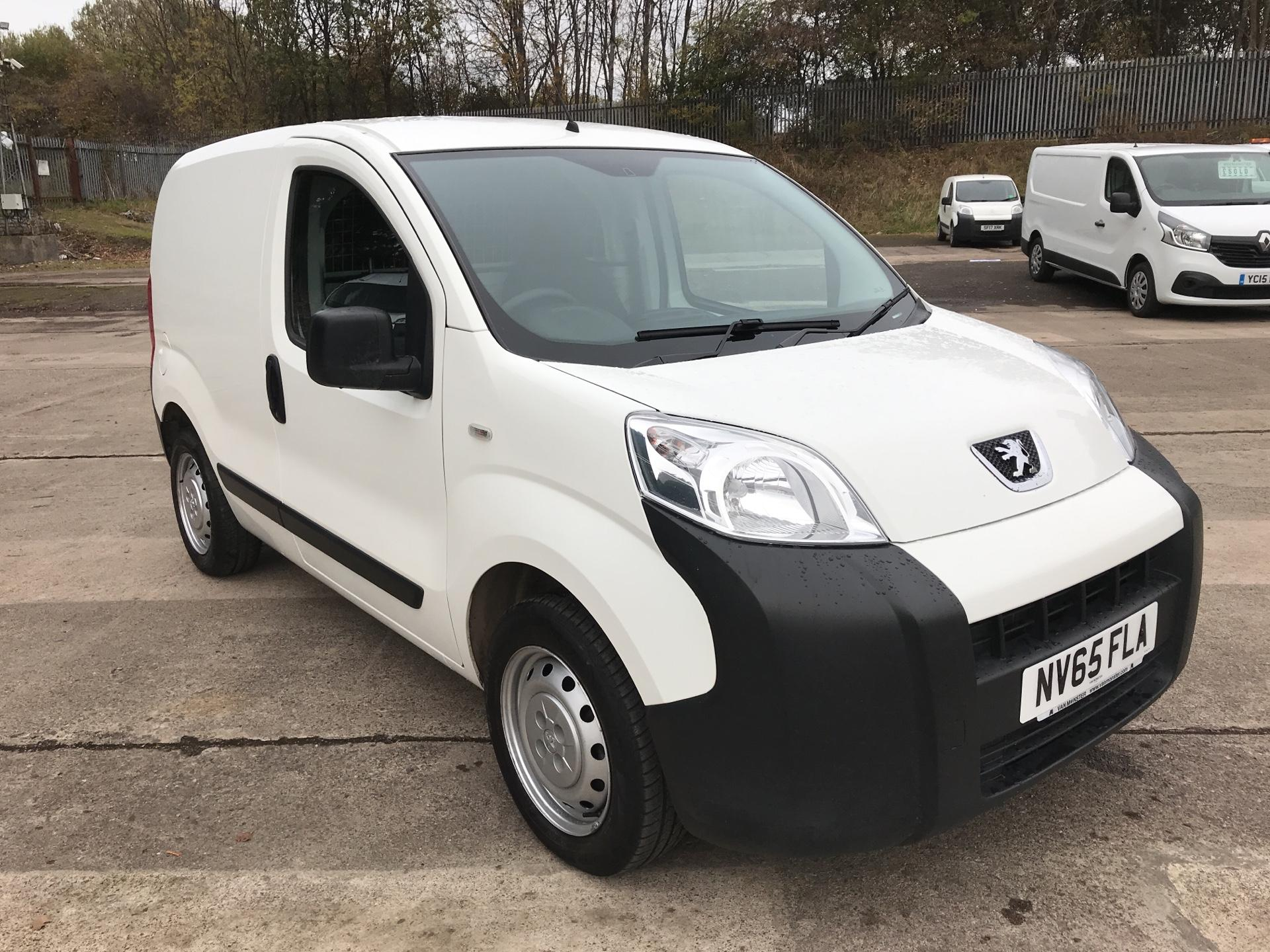 2015 Peugeot Bipper 1.3 HDI 75PS S PLUS PACK NON S/S EURO 5 (NV65FLA)