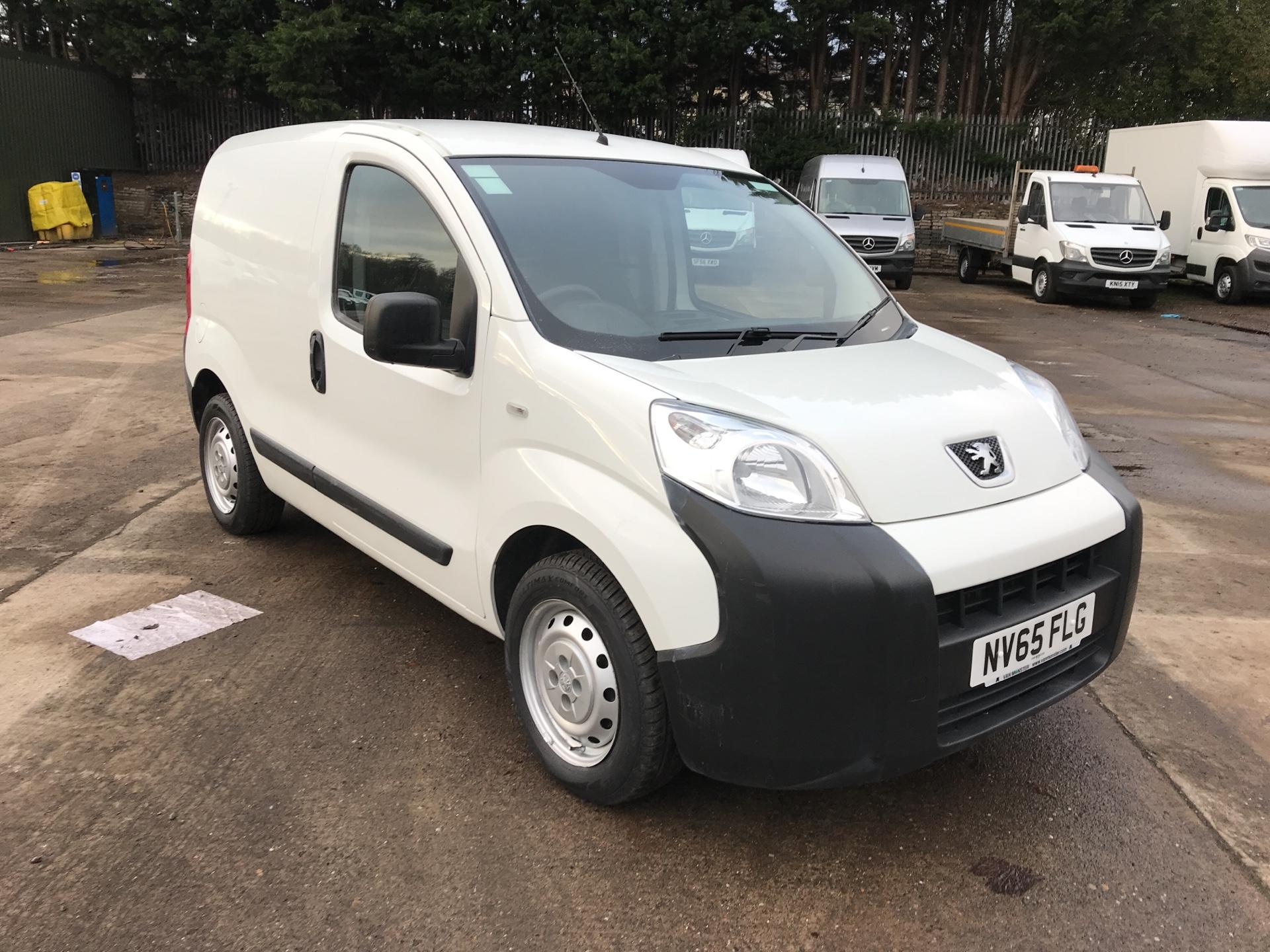 2015 Peugeot Bipper 1.3 HDI 75PS S PLUS PACK NON S/S EURO 5 (NV65FLG)