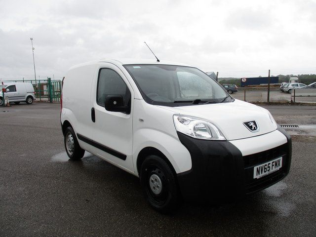 2015 Peugeot Bipper 1.3 HDI 75 S PLUS PACK EURO 5 (NV65FMX)