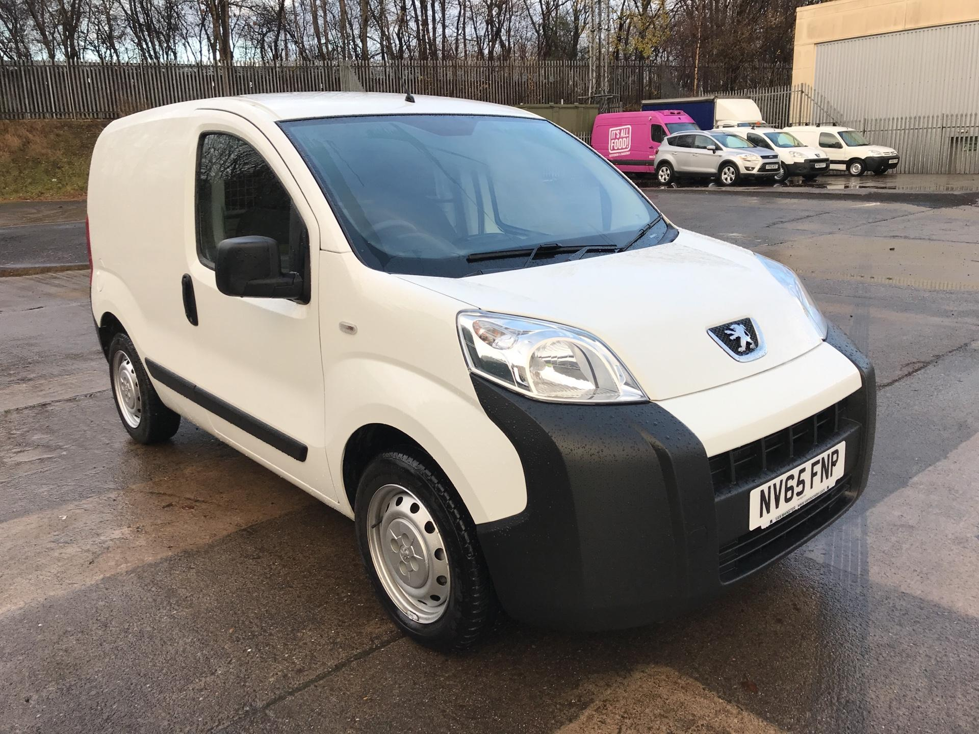 2015 Peugeot Bipper 1.3 HDI 75PS S PLUS PACK NON S/S EURO 5 (NV65FNP)