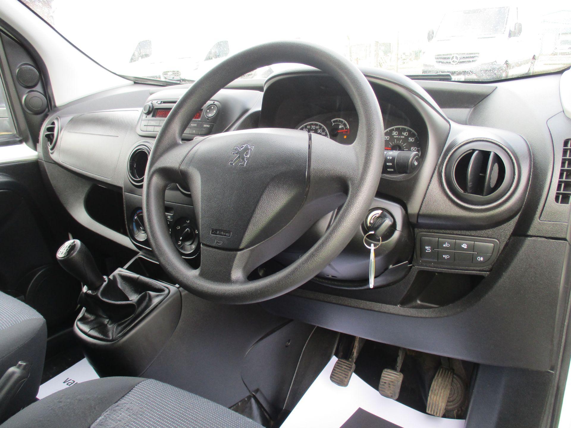 2015 Peugeot Bipper 1.3 HDI 75 S PLUS PACK EURO 5 (NV65FOD) Image 13