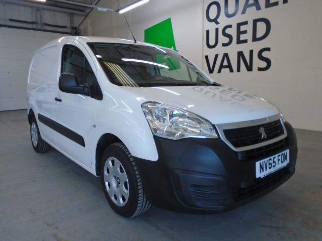 2016 Peugeot Partner 850 S 1.6 Hdi 92 Van [Sld] (NV65FOM)