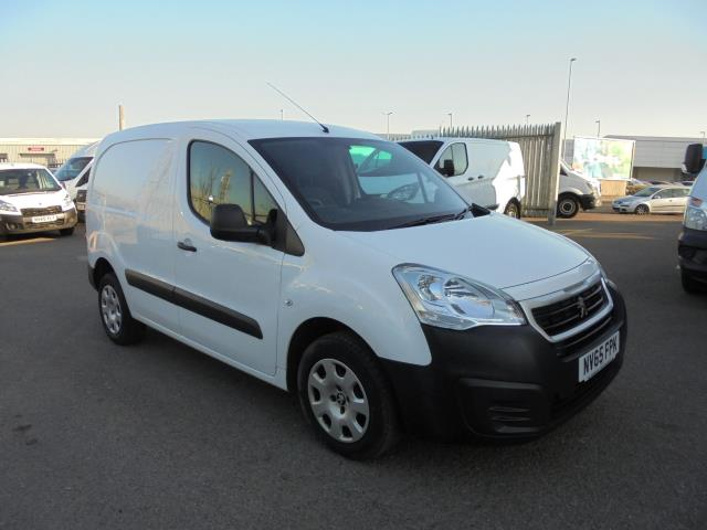 2016 Peugeot Partner L1 850 S 1.6 92PS (SLD) EURO 5 (NV65FPK)