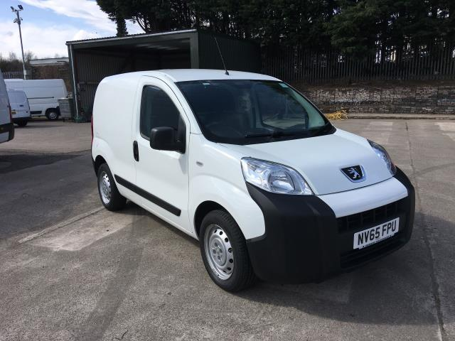 2015 Peugeot Bipper 1.3 HDI 75PS S PLUS PACK NON S/S EURO 5 (NV65FPU)