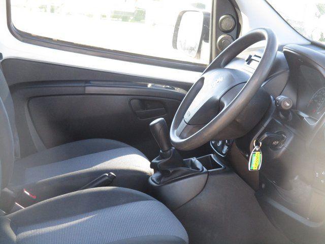 2015 Peugeot Bipper 1.3 HDI 75 S PLUS PACK EURO 5 (NV65GPY) Image 11