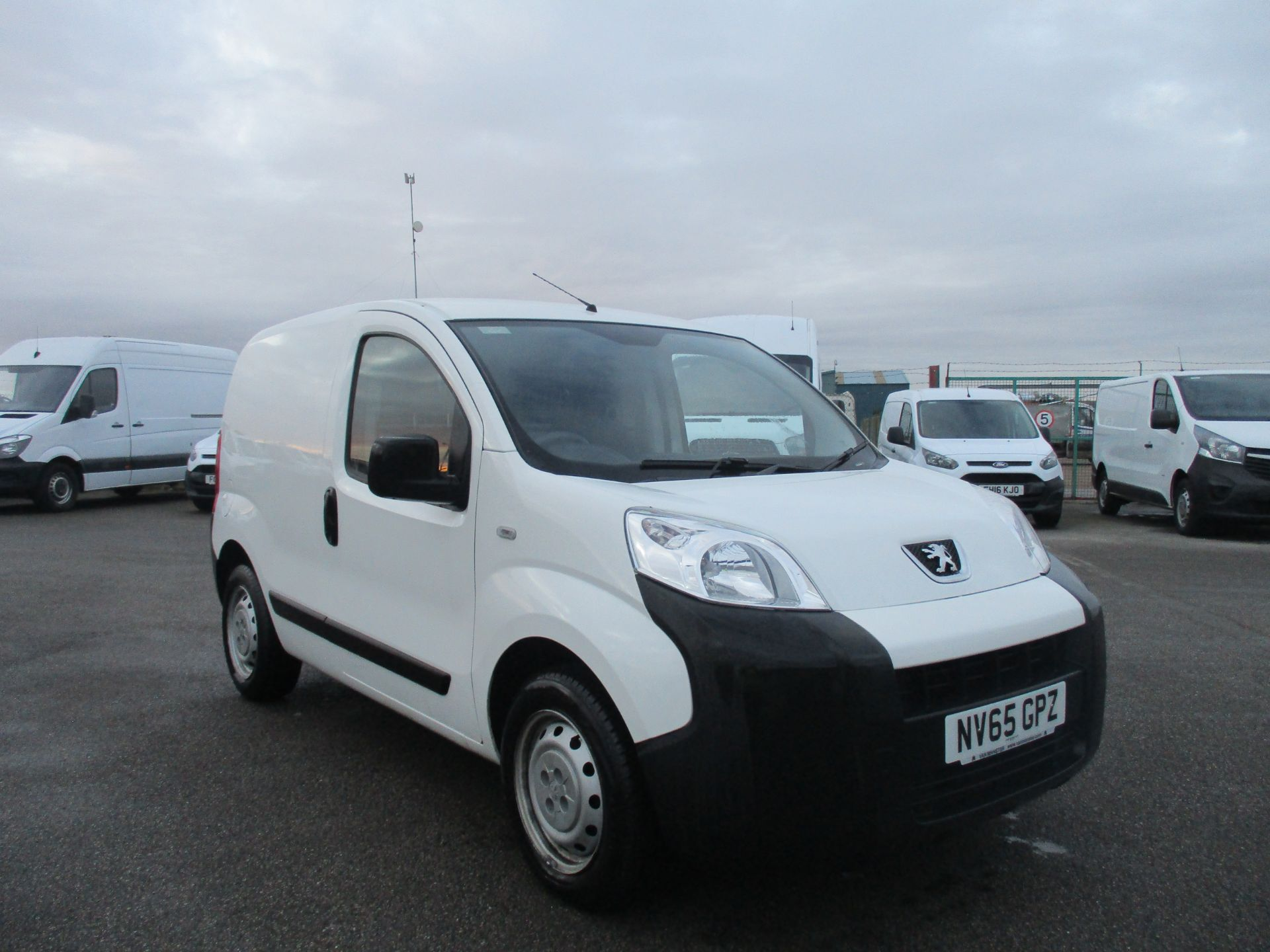 2015 Peugeot Bipper 1.3 HDI 75 S PLUS PACK EURO 5 (NV65GPZ)