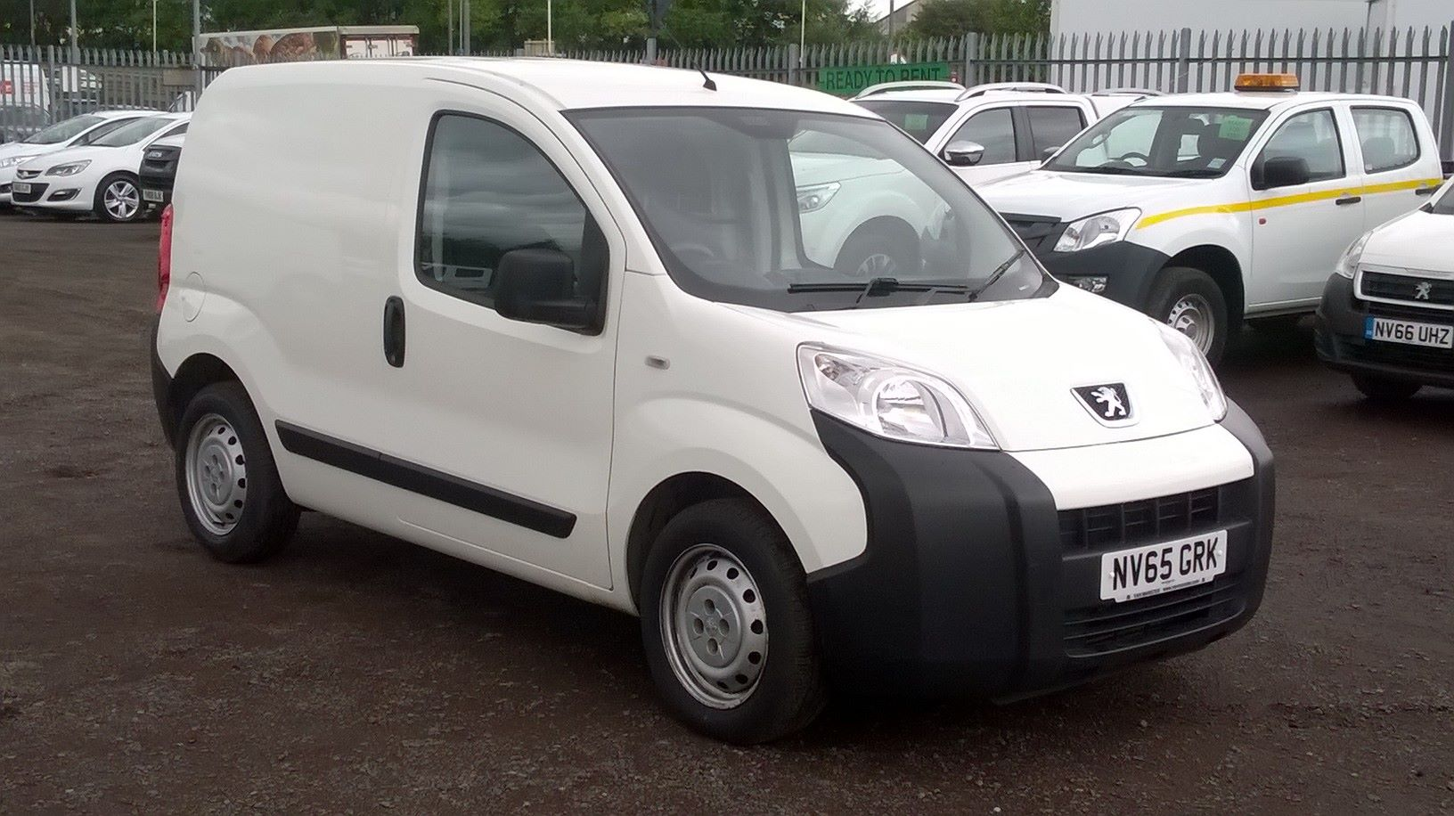 2015 Peugeot Bipper 1.3 HDI 75 S PLUS PACK NON S/S EURO 5 (NV65GRK)