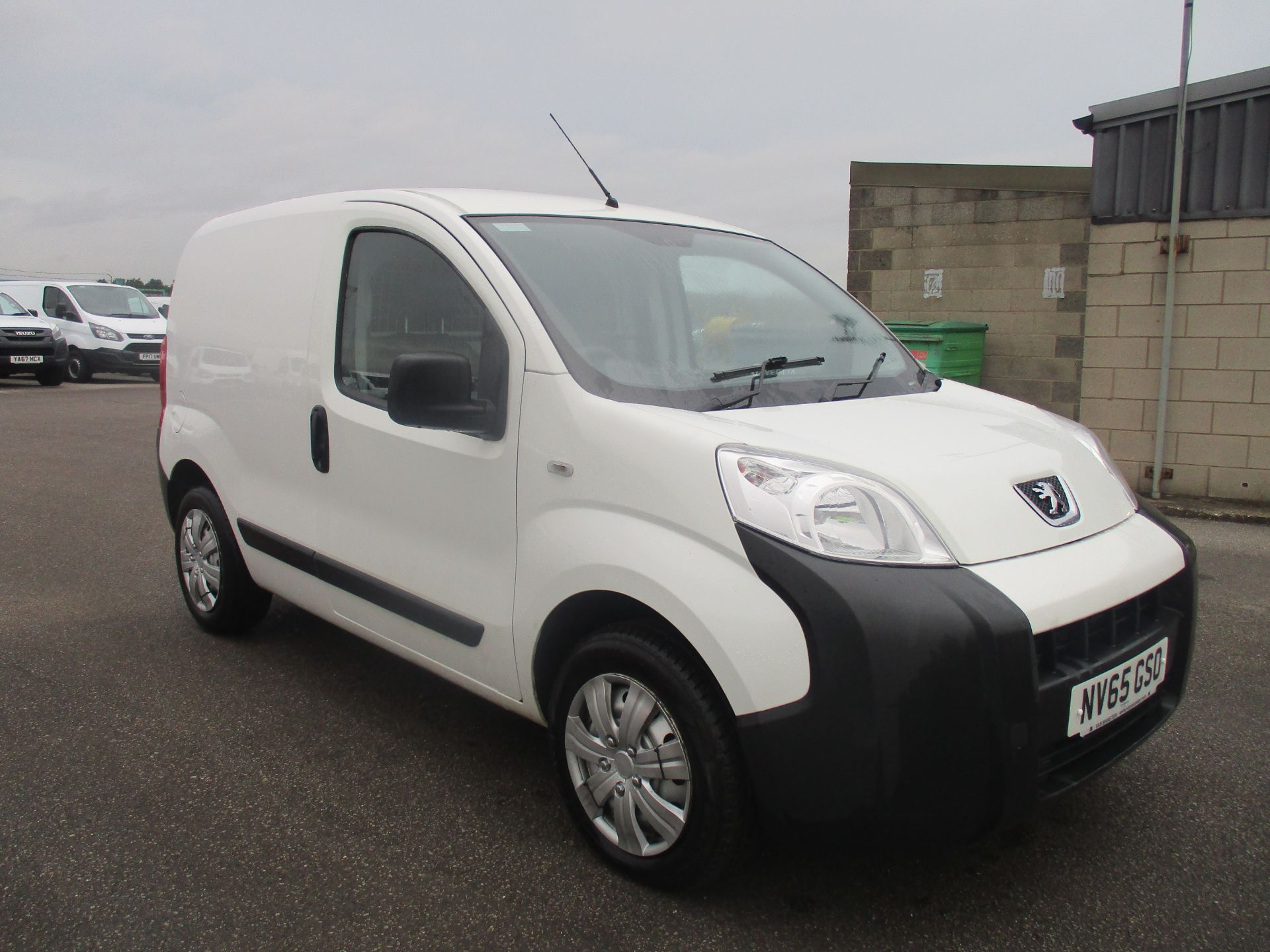 2015 Peugeot Bipper 1.3 HDI 75 S PLUS PACK NON S/S EURO 5 (NV65GSO)