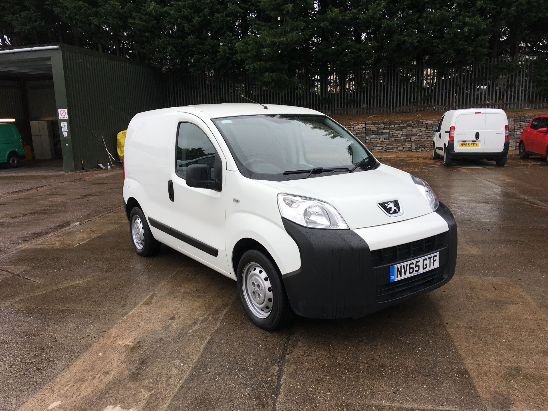 2015 Peugeot Bipper 1.3 HDI 75PS S PLUS PACK NON S/S EURO 5 (NV65GTF)