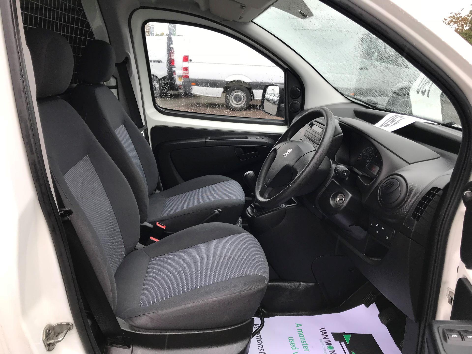 2015 Peugeot Bipper 1.3 Hdi 75 S Plus Pack [Sld] [Non Start/Stop] EURO 5 (NV65GUA) Image 20