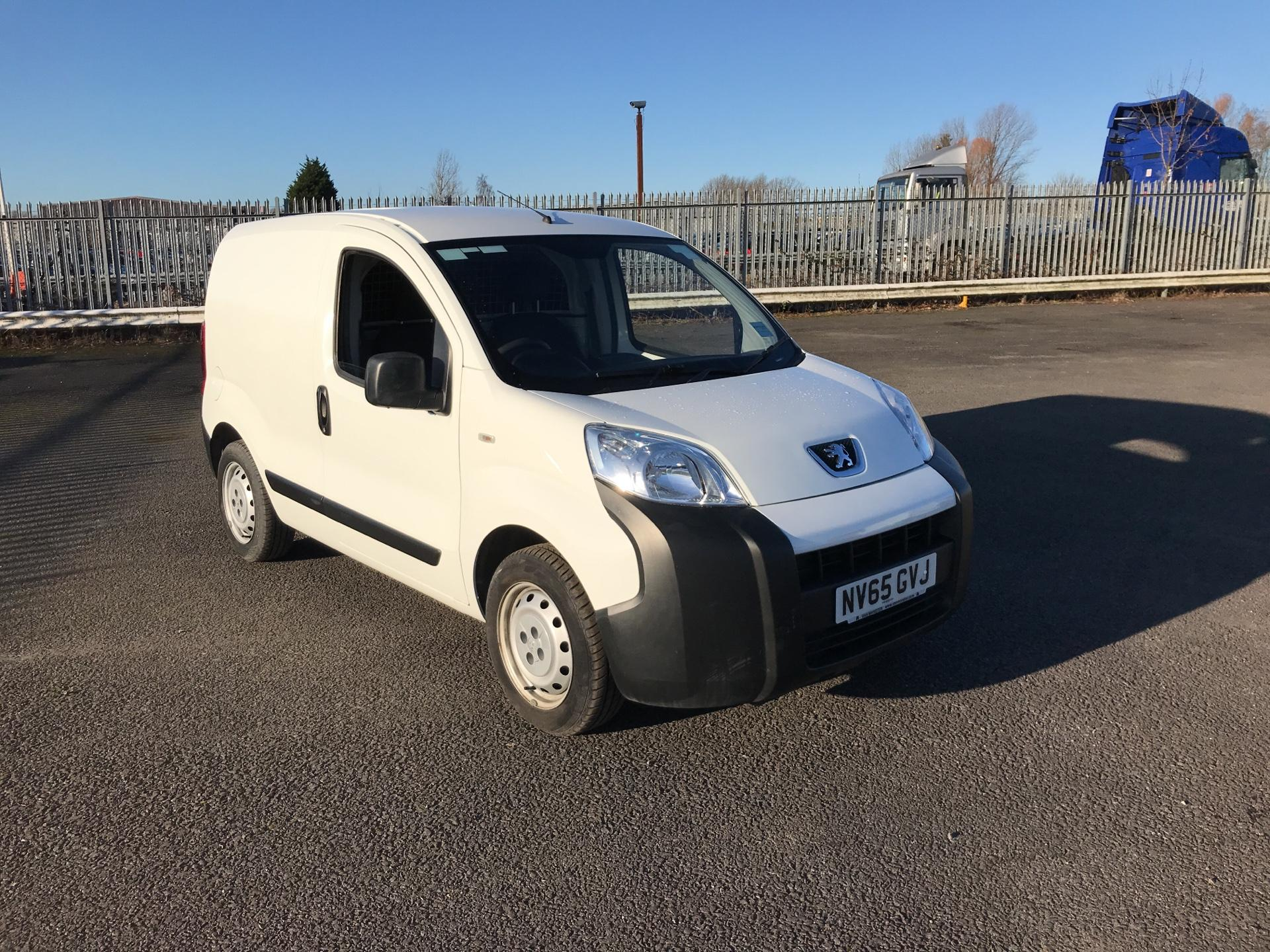 2015 Peugeot Bipper 1.3 Hdi 75 S Plus Pack [Sld] EURO 5 (NV65GVJ)
