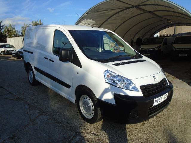 2016 Peugeot Expert 1000 1.6 Hdi 90 H1 Van (NV65JVD)