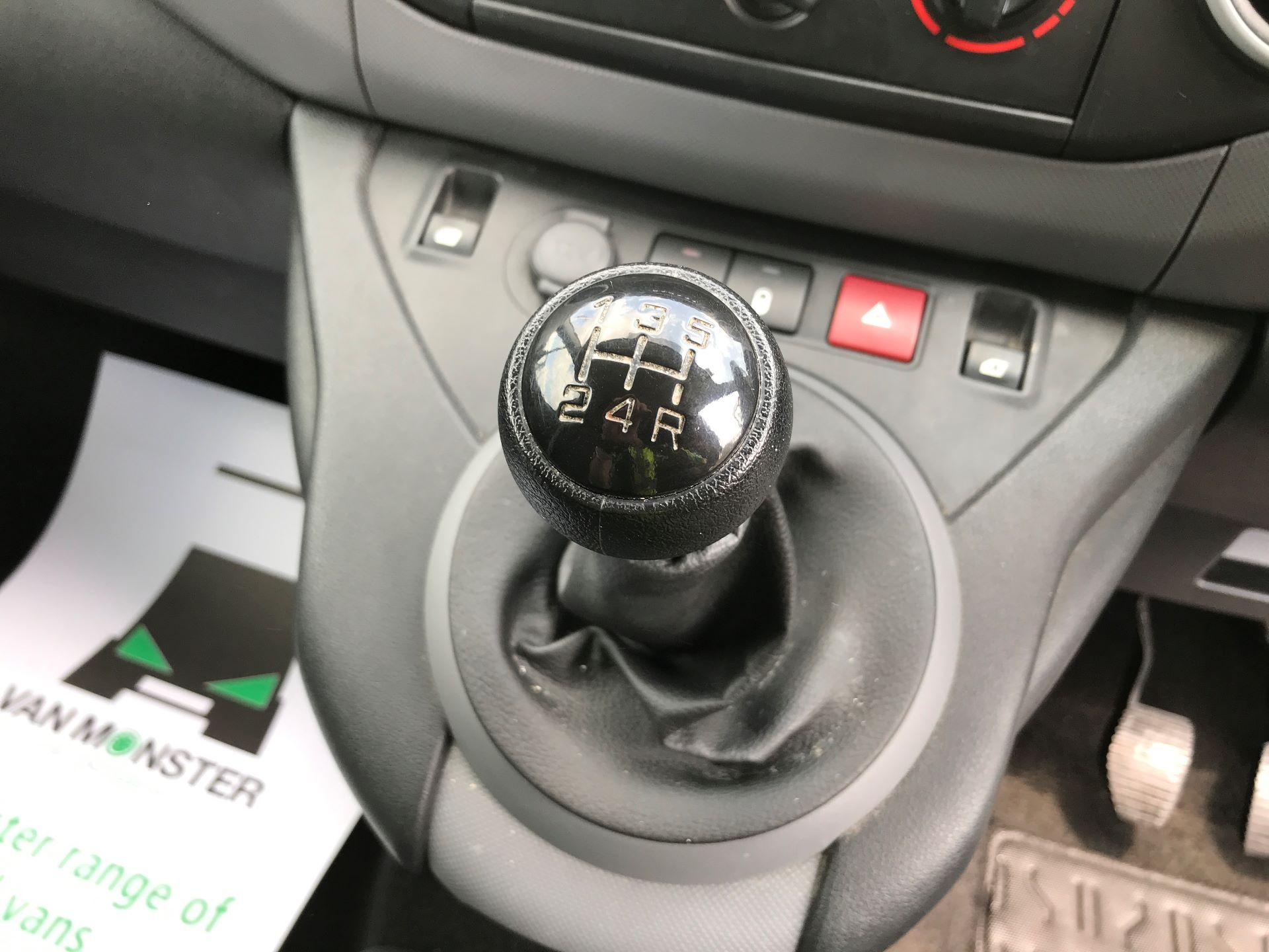 2016 Peugeot Partner L1 850 S 1.6HDI 92PS EURO 5 (NV65MHX) Image 4
