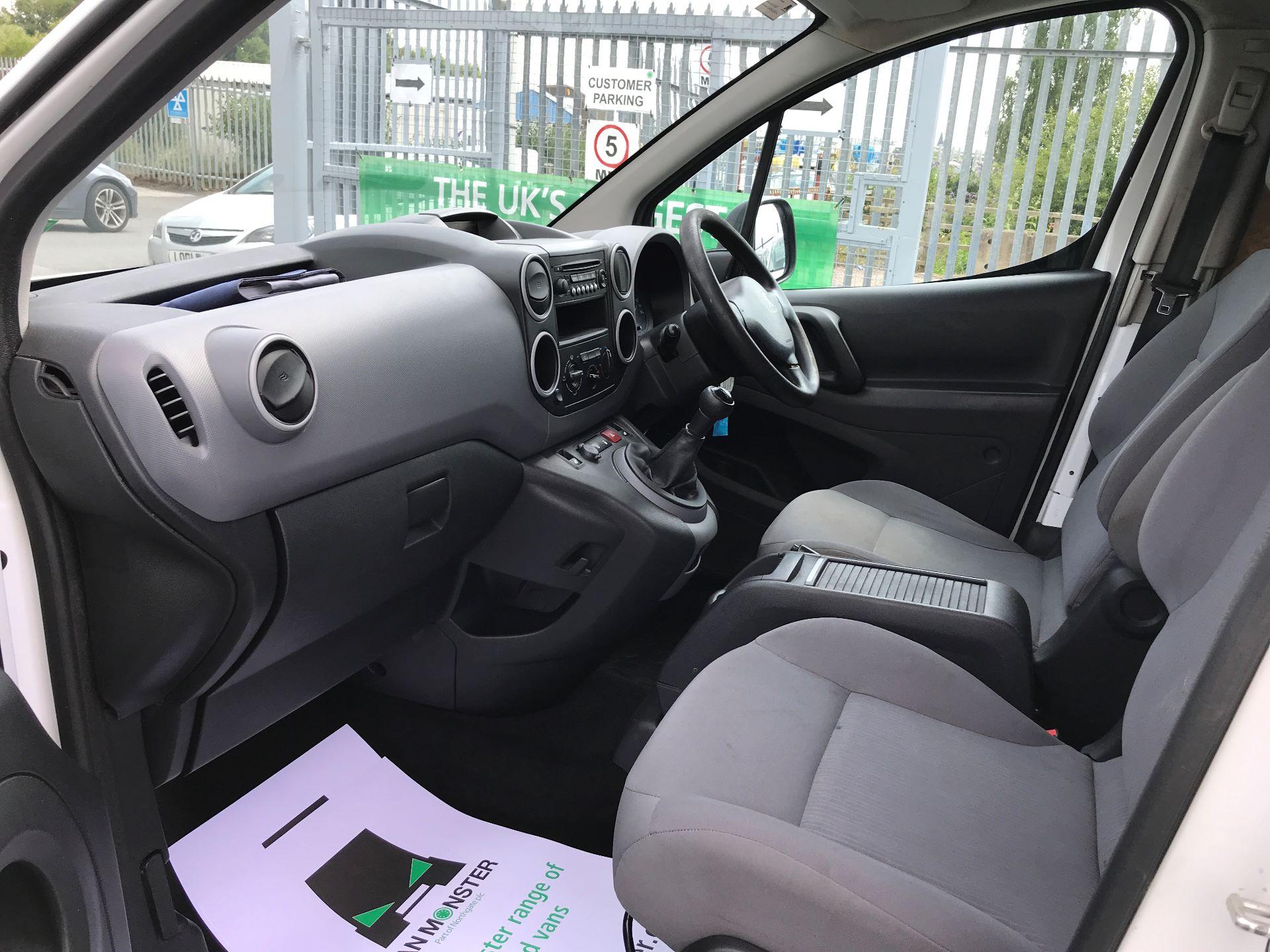 2016 Peugeot Partner L1 850 S 1.6HDI 92PS EURO 5 (NV65MHX) Image 12