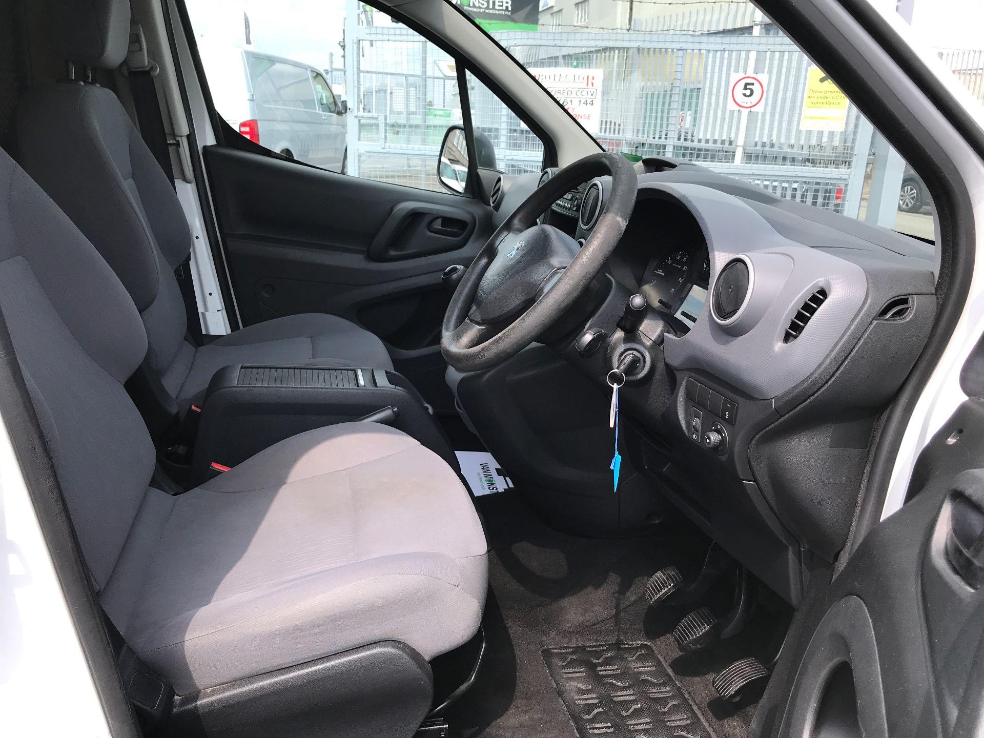 2016 Peugeot Partner L1 850 S 1.6HDI 92PS EURO 5 (NV65MHX) Image 2