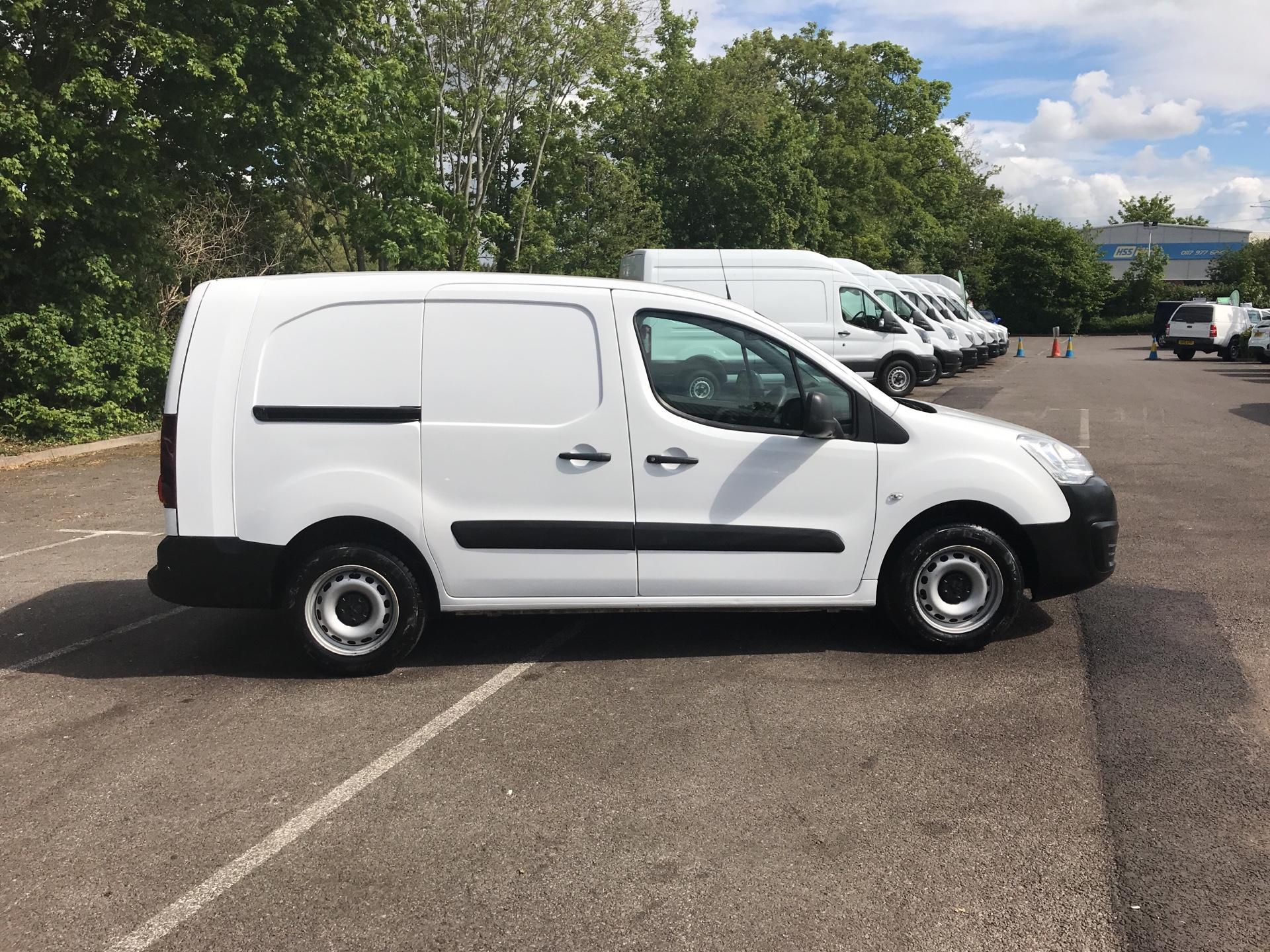 2016 Peugeot Partner 716 S 1.6 Hdi 92 Crew Van Euro 5 (NV65MJJ) Image 2