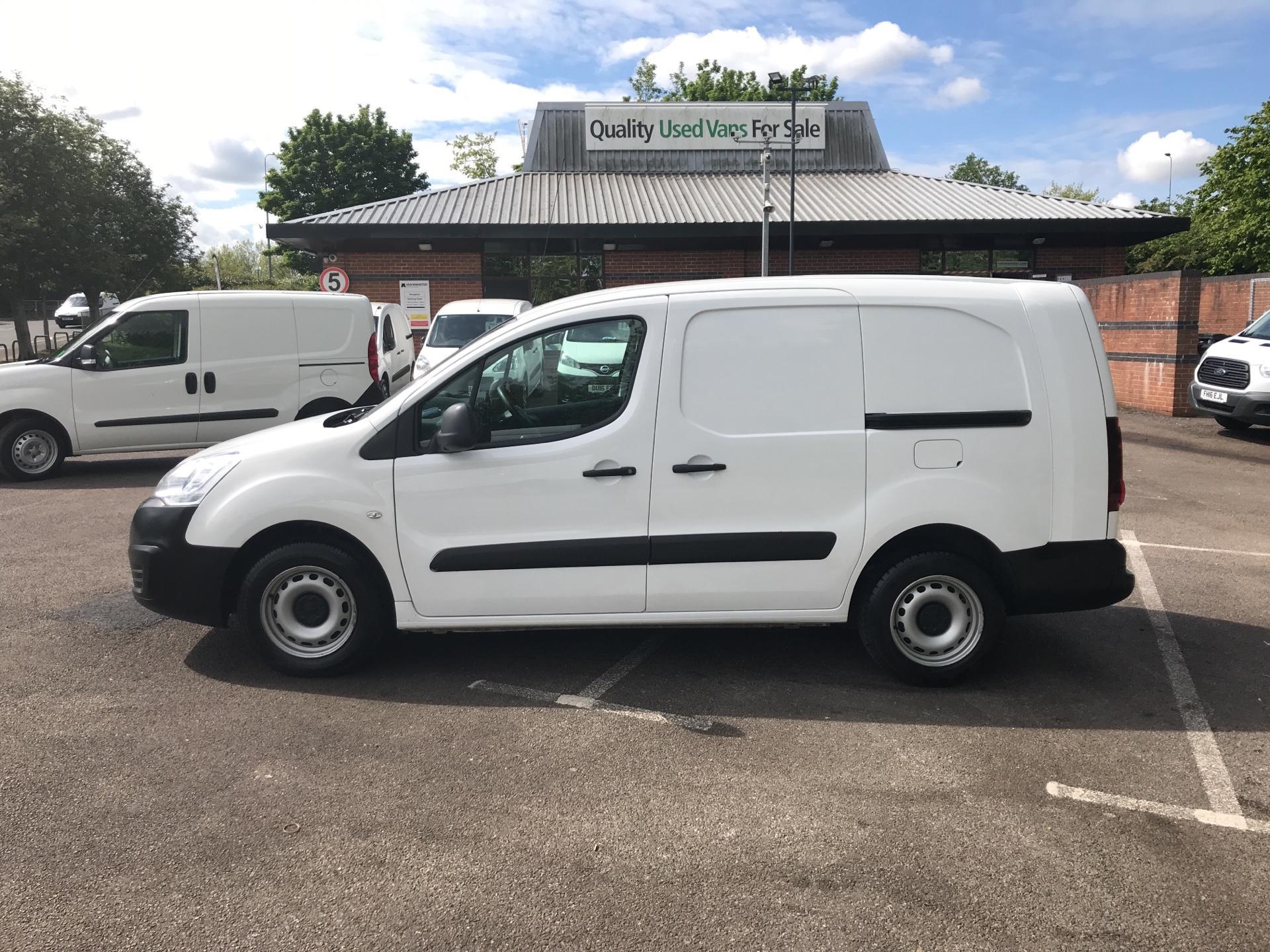 2016 Peugeot Partner 716 S 1.6 Hdi 92 Crew Van Euro 5 (NV65MJJ) Image 6