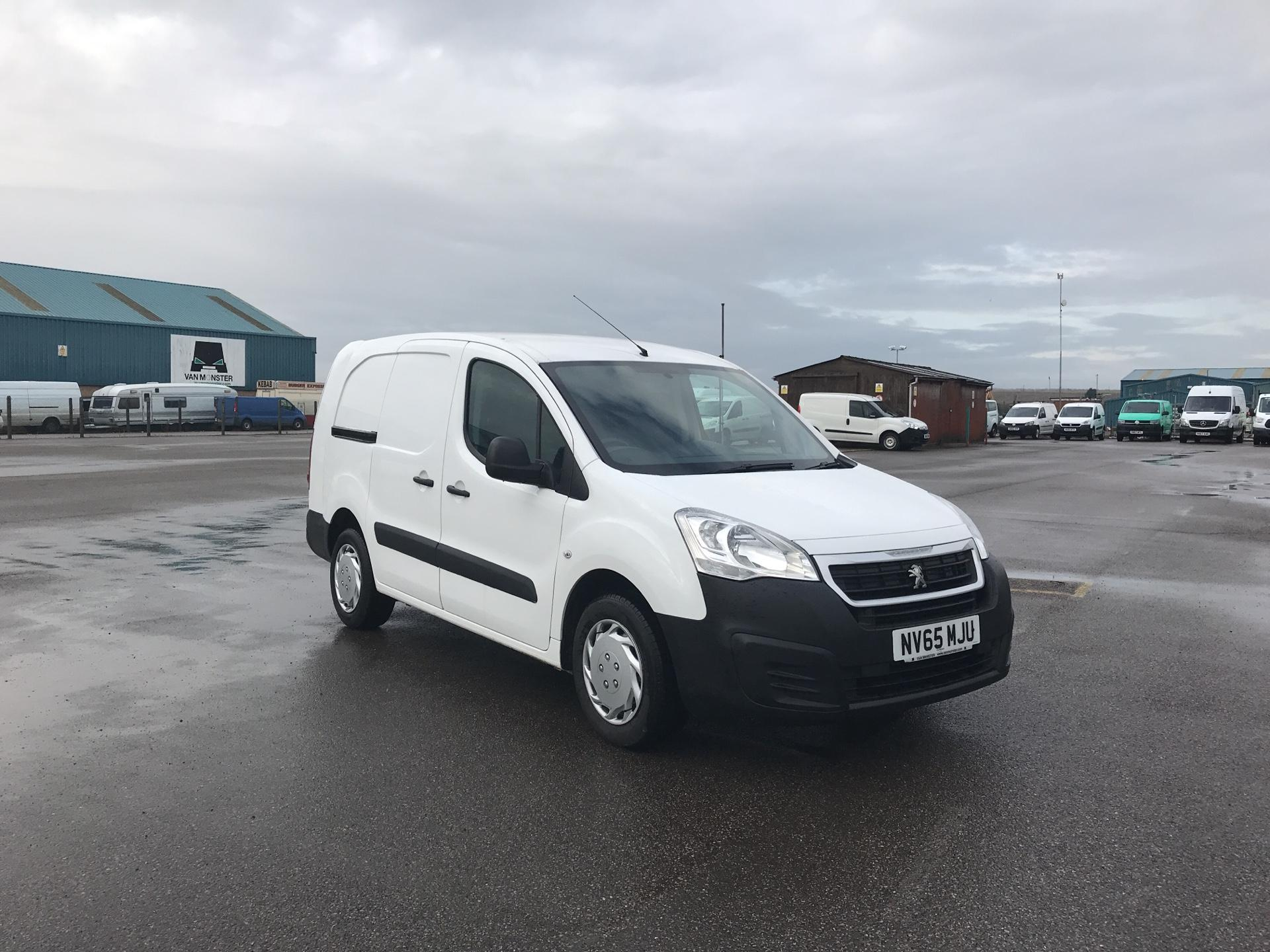 2016 Peugeot Partner L2 715 S 1.6 92PS CREW VAN EURO 5 WITH AIR CON (NV65MJU)