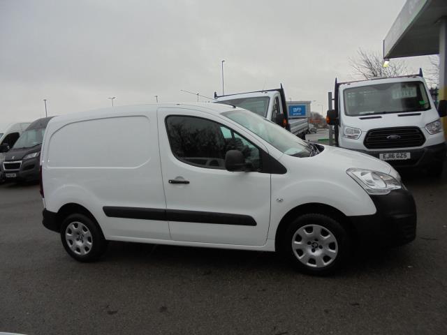 2016 Peugeot Partner L1 850 S 1.6 92PS (SLD) EURO 5 (NV65NJN) Image 2