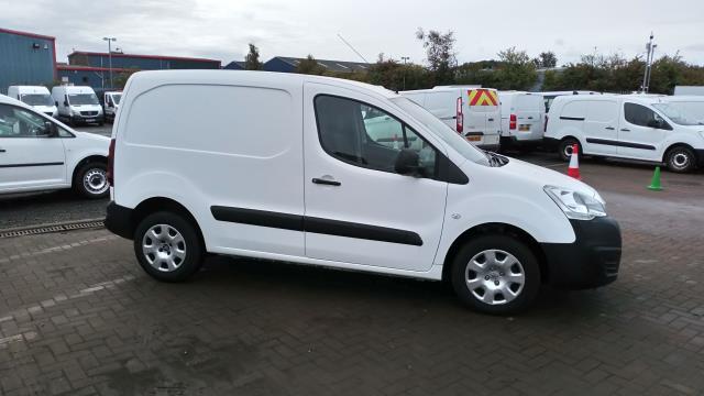 2016 Peugeot Partner 850 S 1.6 Hdi 92 Van [Sld] (NV65NKF) Image 2