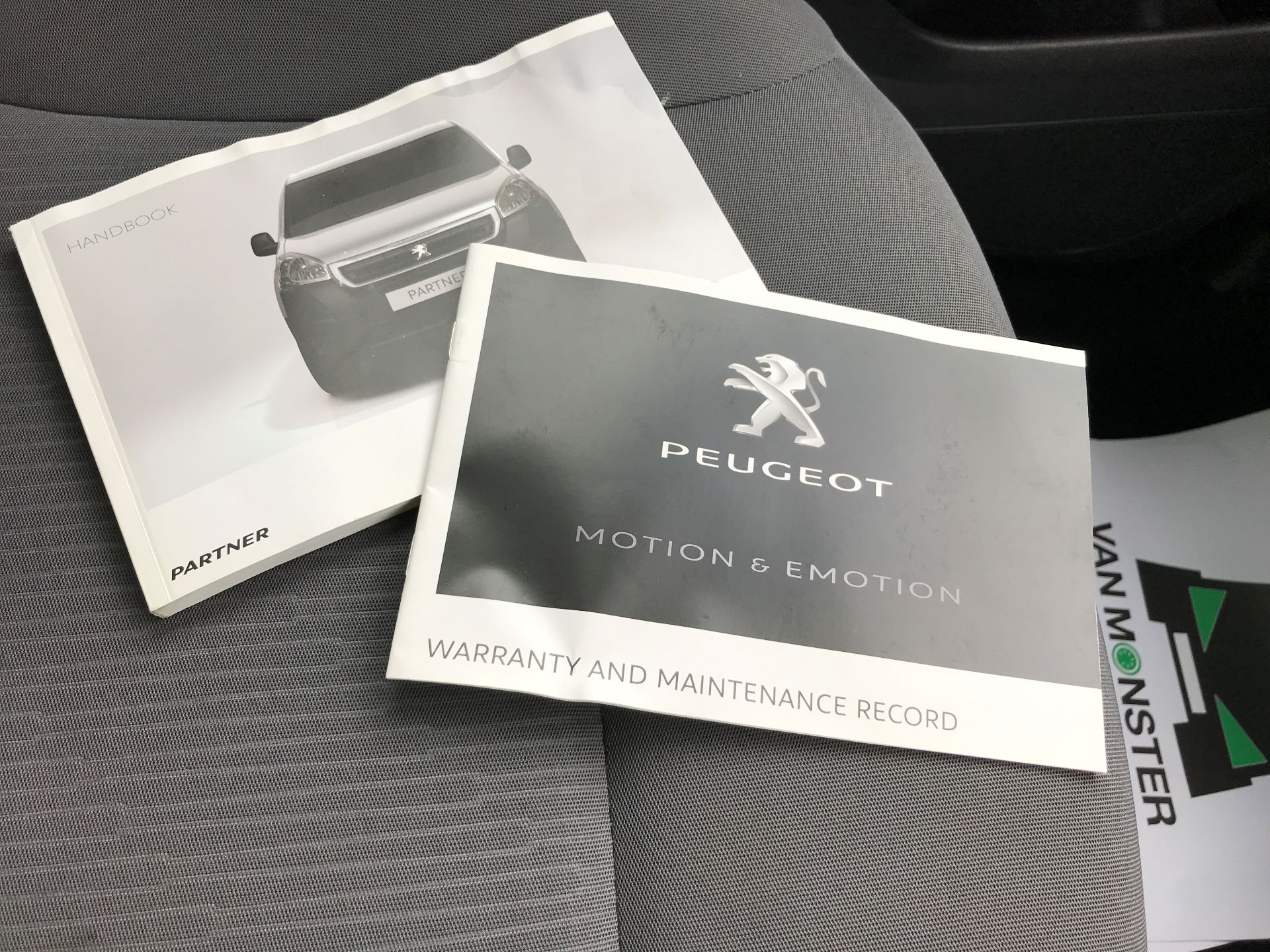2016 Peugeot Partner L1 850 S 1.6HDI 92PS EURO 5 (NV65NKS) Image 26
