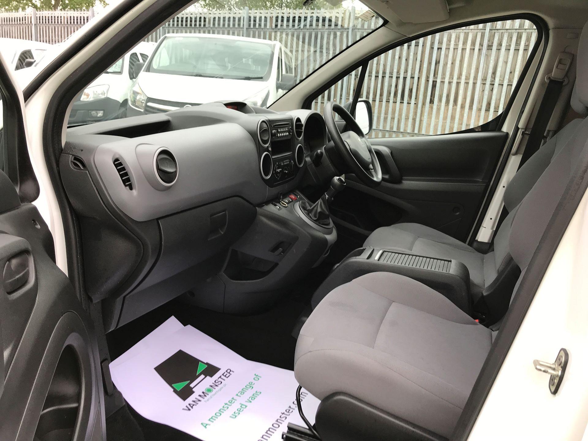 2016 Peugeot Partner L1 850 S 1.6HDI 92PS EURO 5 (NV65NKS) Image 12