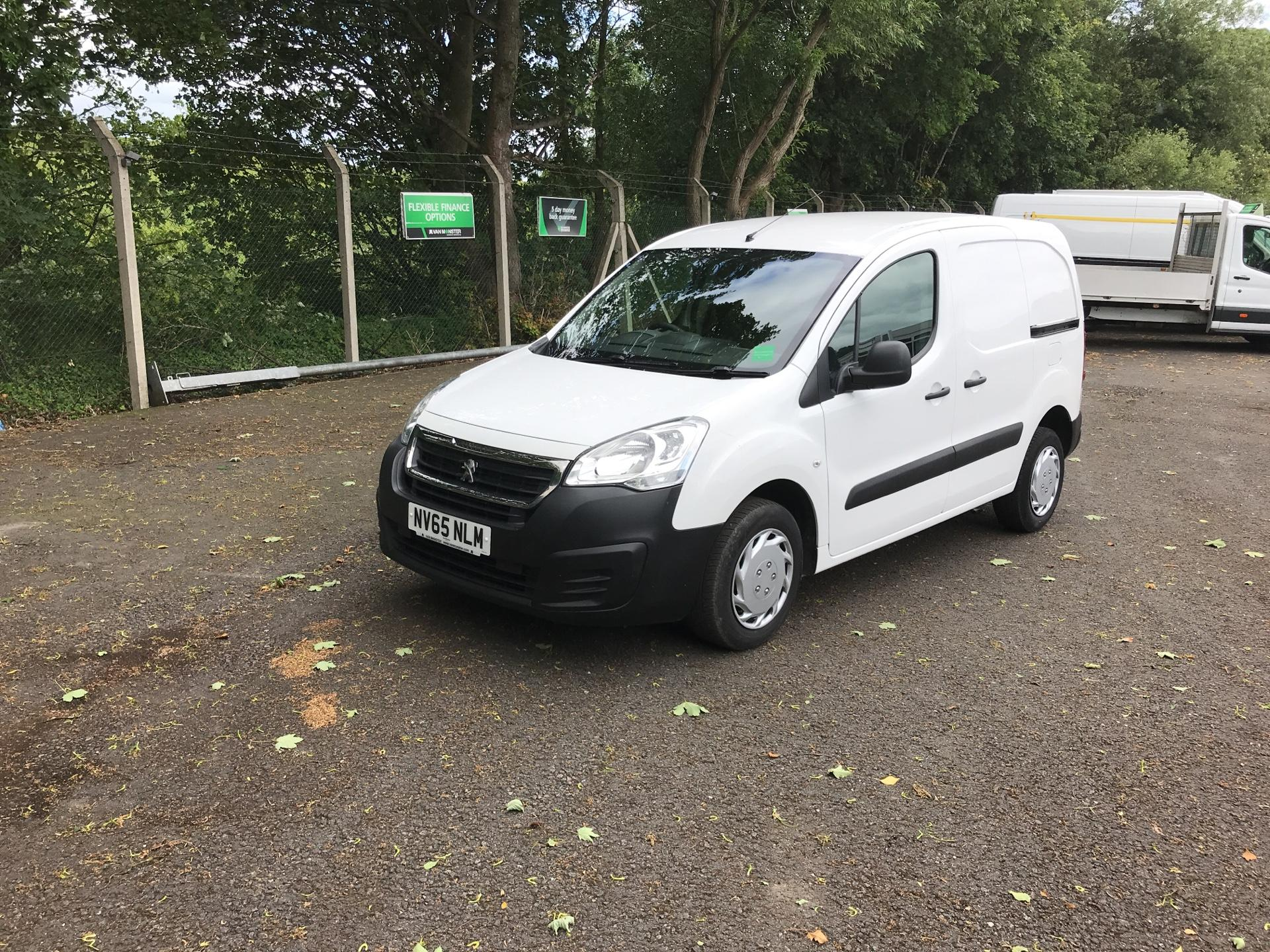 2016 Peugeot Partner L1 850 S 1.6 92PS (SLD) EURO 5 (NV65NLM) Thumbnail 7